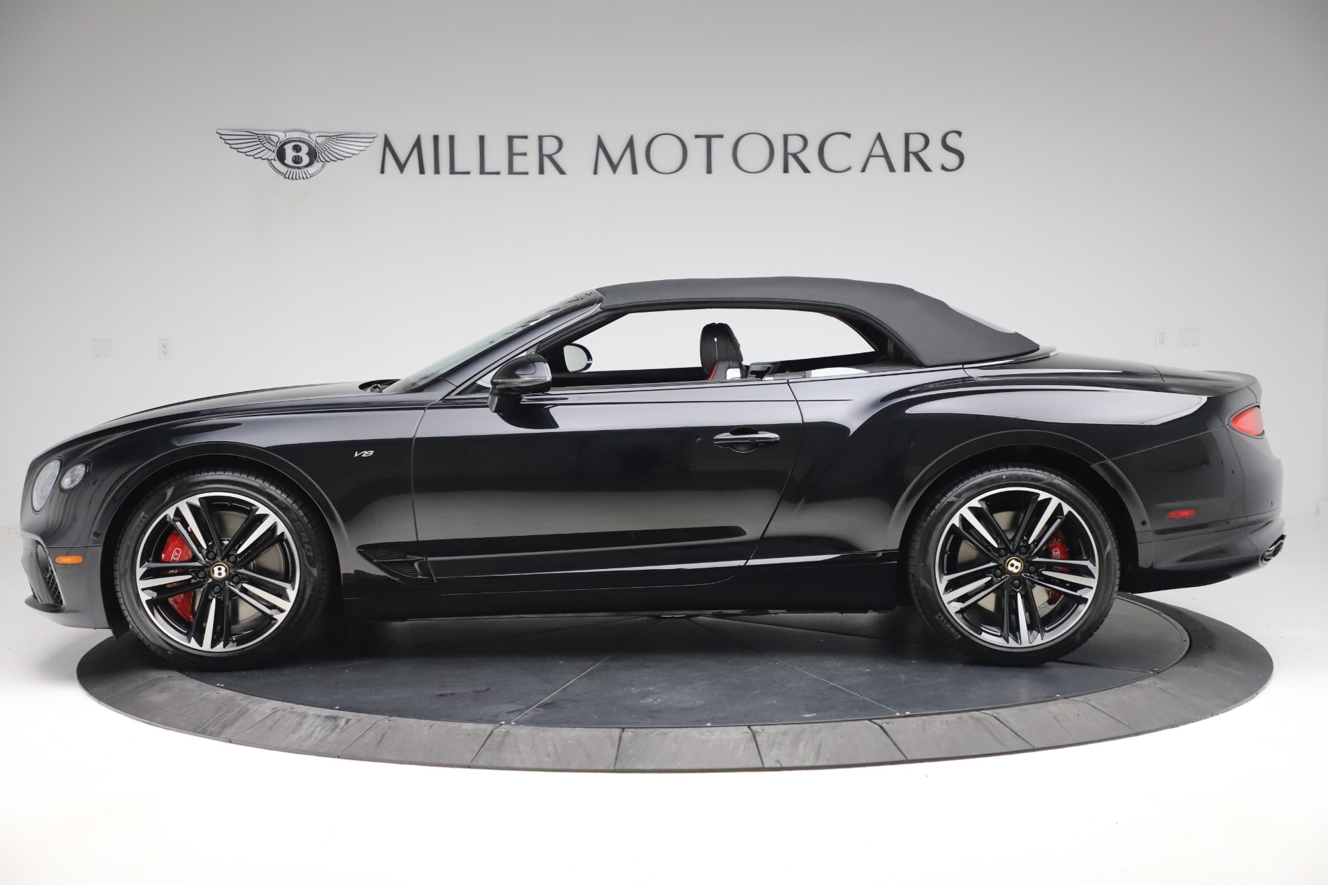 New 2020 Bentley Continental GTC V8 For Sale In Greenwich, CT. Alfa Romeo of Greenwich, B1454 3575_p14