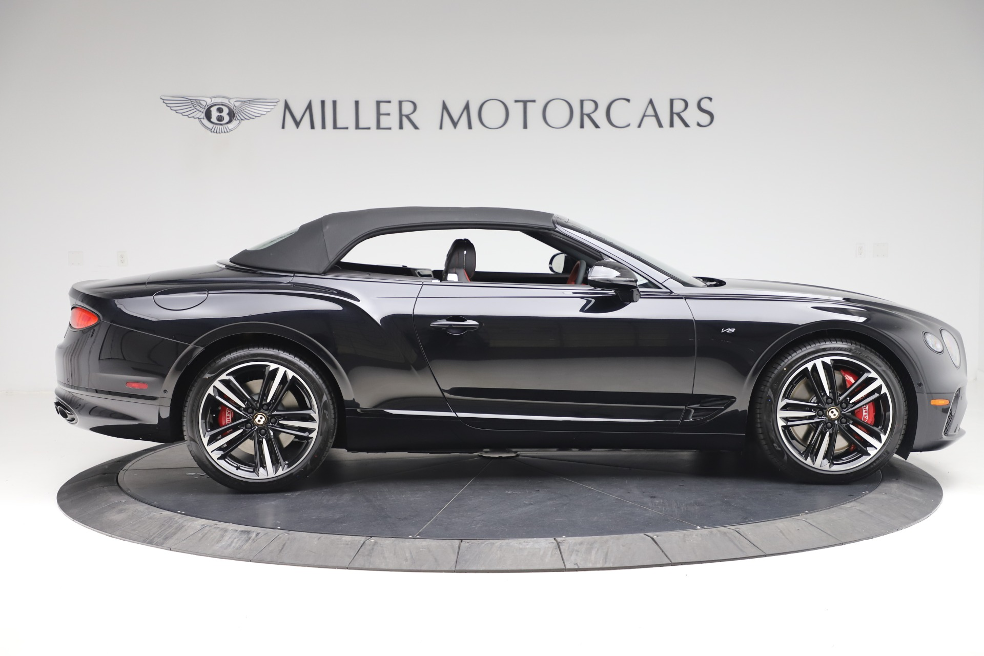 New 2020 Bentley Continental GTC V8 For Sale In Greenwich, CT. Alfa Romeo of Greenwich, B1454 3575_p17