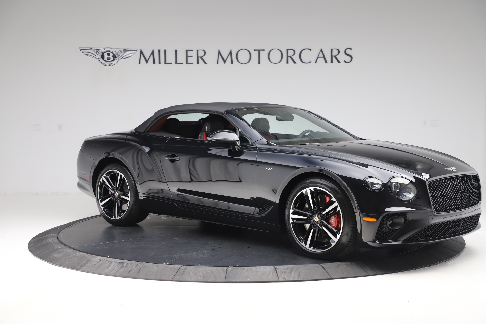 New 2020 Bentley Continental GTC V8 For Sale In Greenwich, CT. Alfa Romeo of Greenwich, B1454 3575_p18