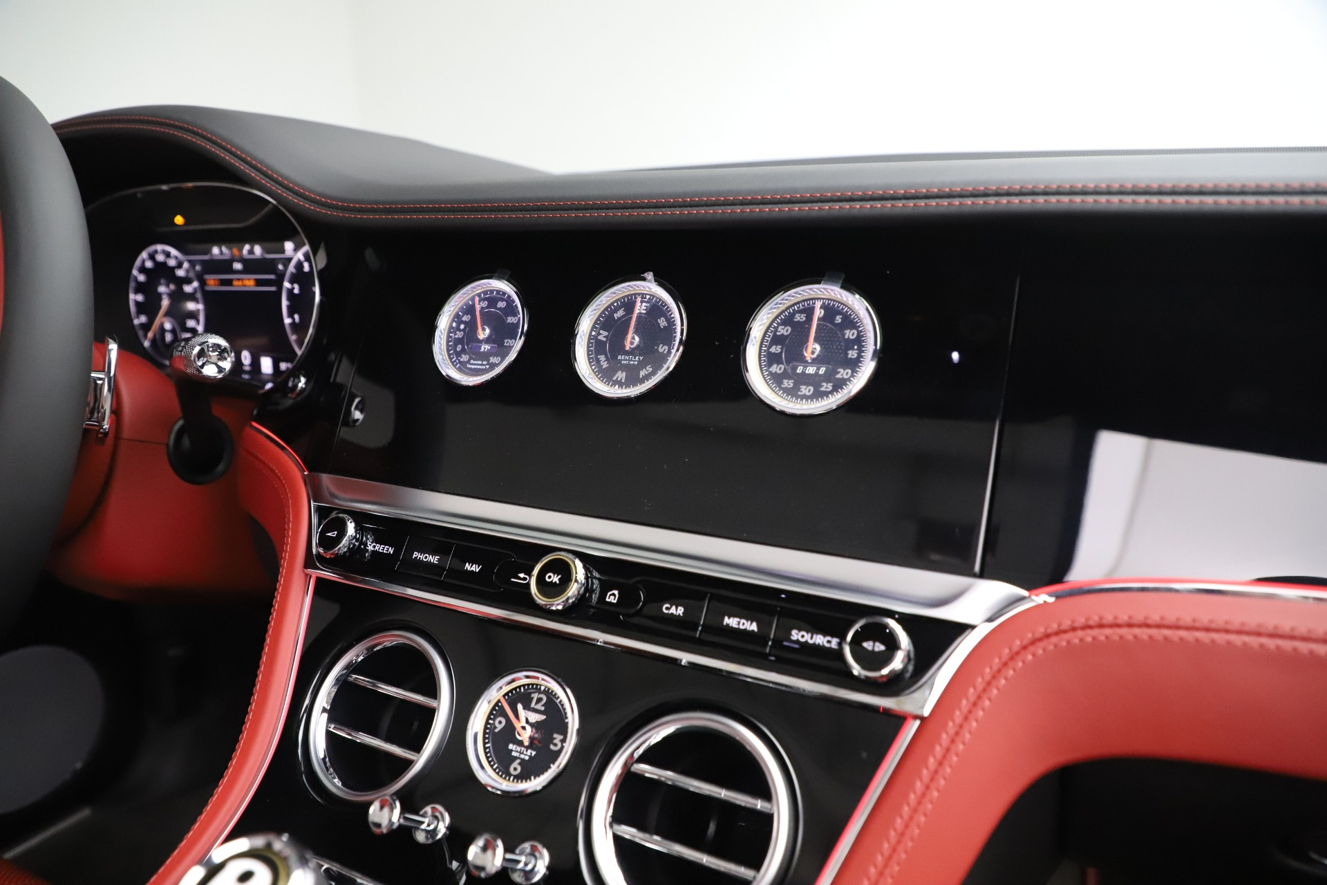 New 2020 Bentley Continental GTC V8 For Sale In Greenwich, CT. Alfa Romeo of Greenwich, B1454 3575_p38