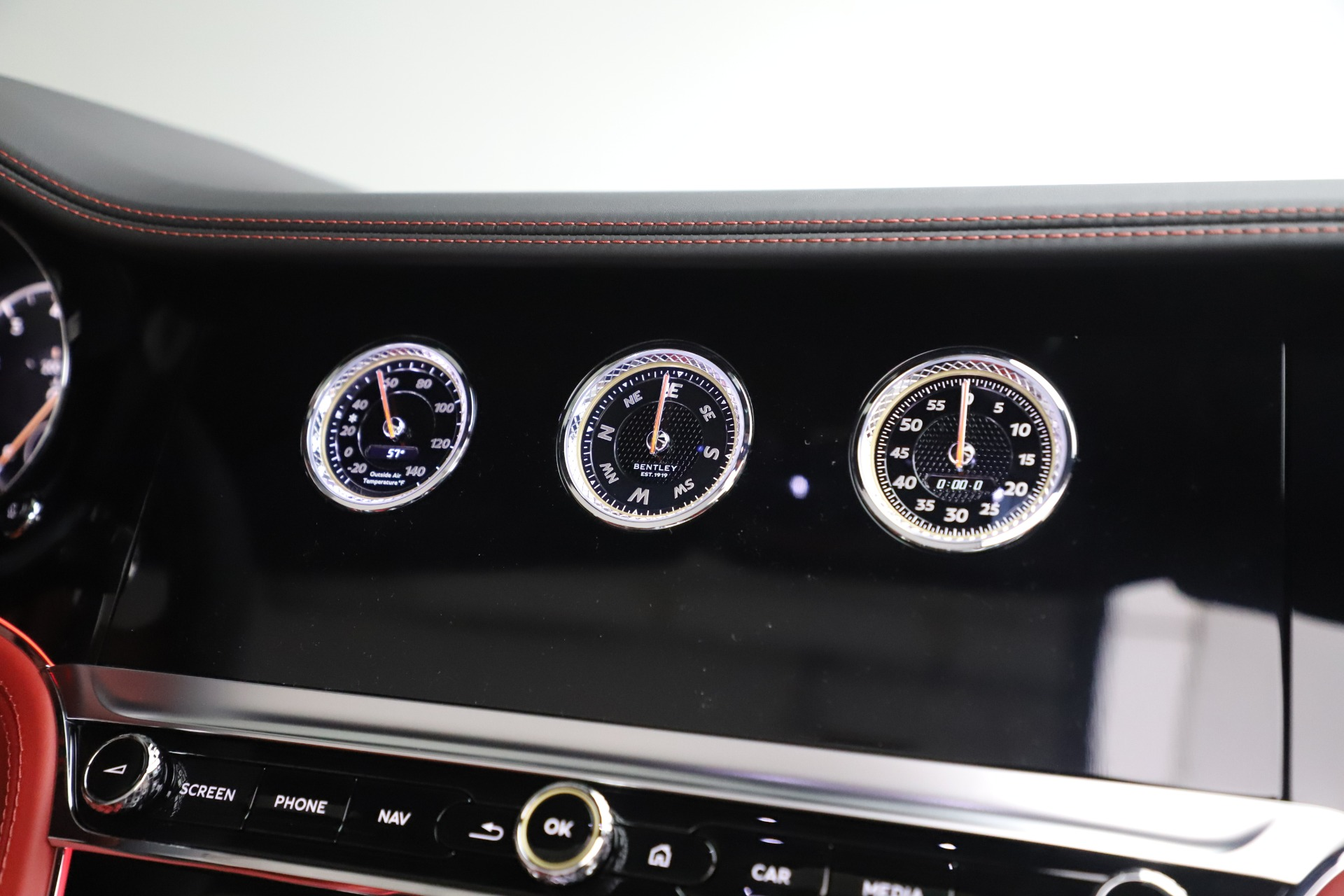 New 2020 Bentley Continental GTC V8 For Sale In Greenwich, CT. Alfa Romeo of Greenwich, B1454 3575_p39