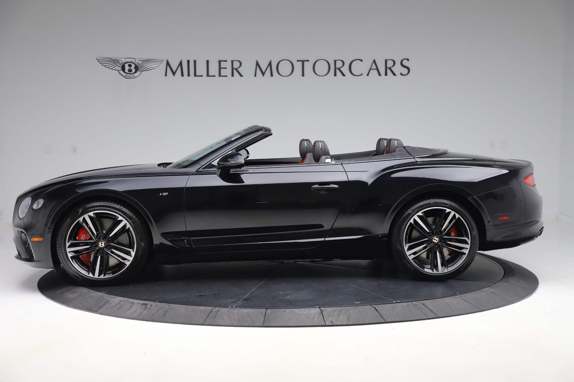 New 2020 Bentley Continental GTC V8 For Sale In Greenwich, CT. Alfa Romeo of Greenwich, B1454 3575_p3