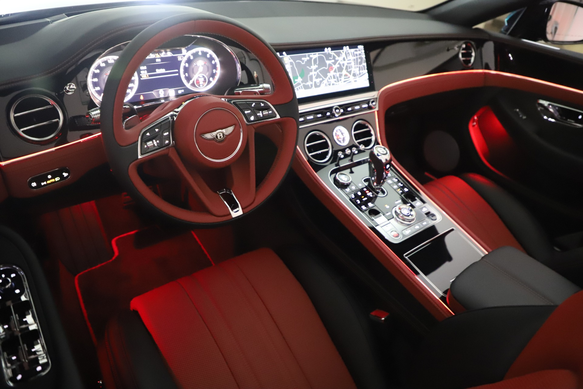 New 2020 Bentley Continental GTC V8 For Sale In Greenwich, CT. Alfa Romeo of Greenwich, B1454 3575_p41