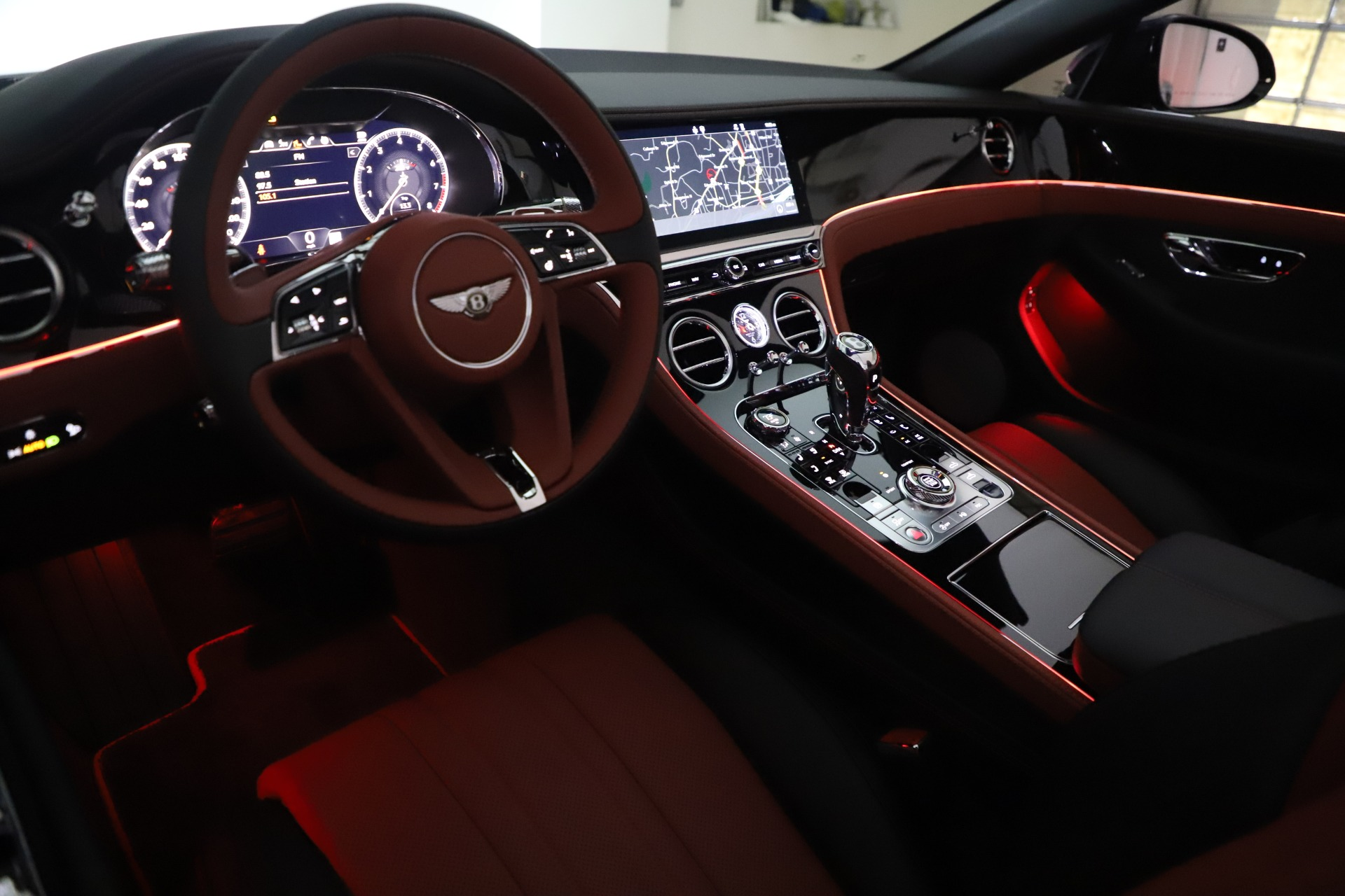 New 2020 Bentley Continental GTC V8 For Sale In Greenwich, CT. Alfa Romeo of Greenwich, B1454 3575_p42