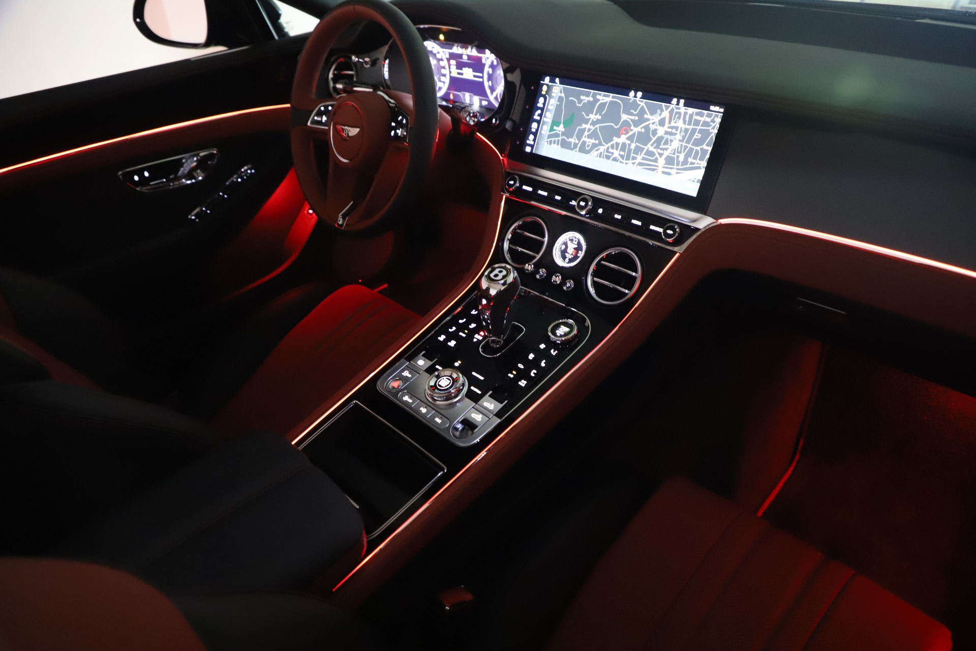 New 2020 Bentley Continental GTC V8 For Sale In Greenwich, CT. Alfa Romeo of Greenwich, B1454 3575_p45