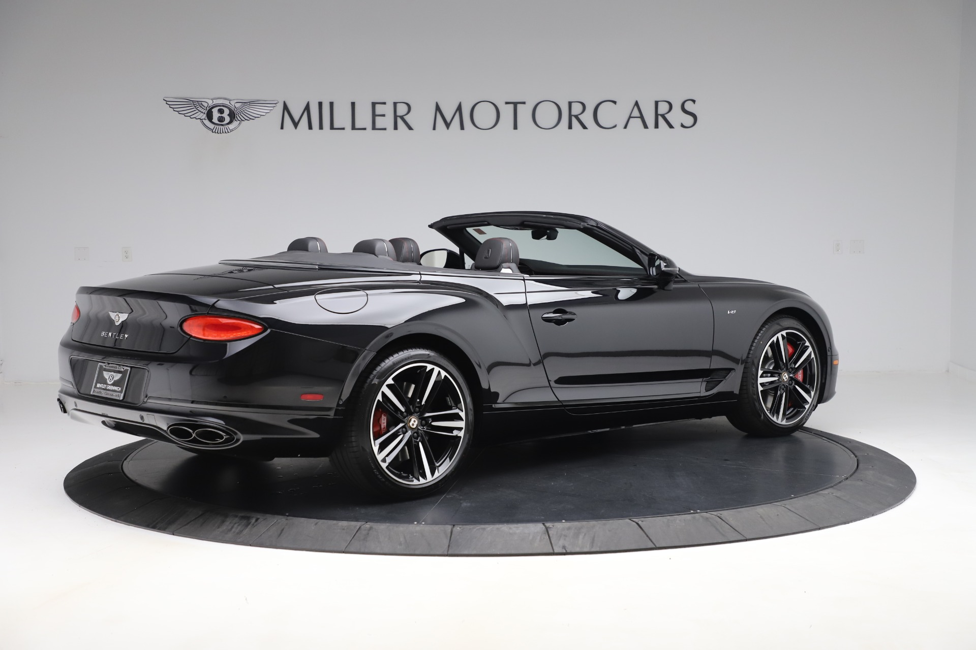 New 2020 Bentley Continental GTC V8 For Sale In Greenwich, CT. Alfa Romeo of Greenwich, B1454 3575_p8