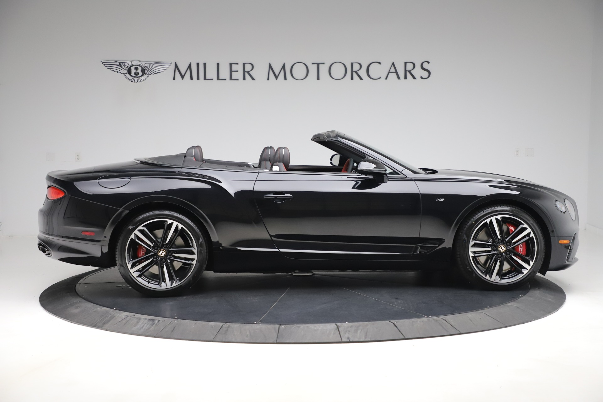 New 2020 Bentley Continental GTC V8 For Sale In Greenwich, CT. Alfa Romeo of Greenwich, B1454 3575_p9