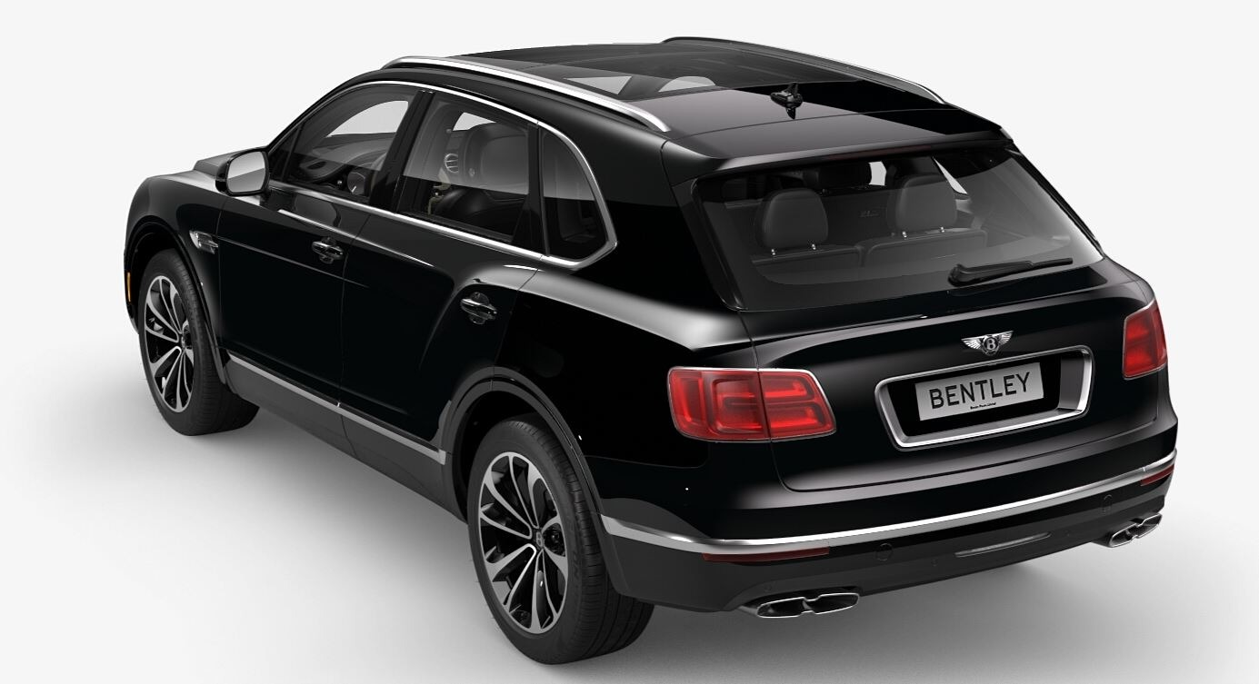 New 2020 Bentley Bentayga V8 For Sale In Greenwich, CT. Alfa Romeo of Greenwich, 380969 3577_p4