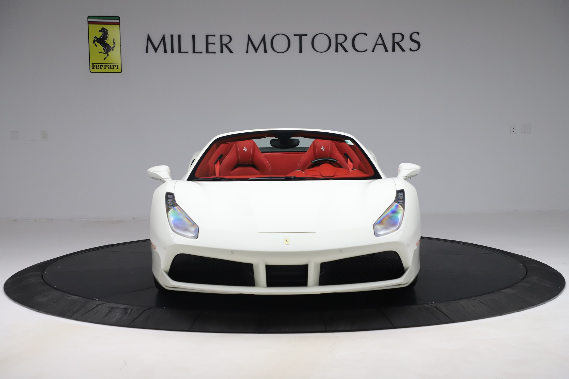 Used 2018 Ferrari 488 Spider  For Sale In Greenwich, CT. Alfa Romeo of Greenwich, 4626 3579_p12