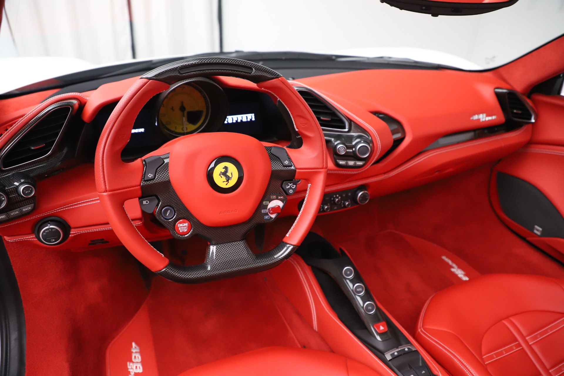 Used 2018 Ferrari 488 Spider  For Sale In Greenwich, CT. Alfa Romeo of Greenwich, 4626 3579_p19