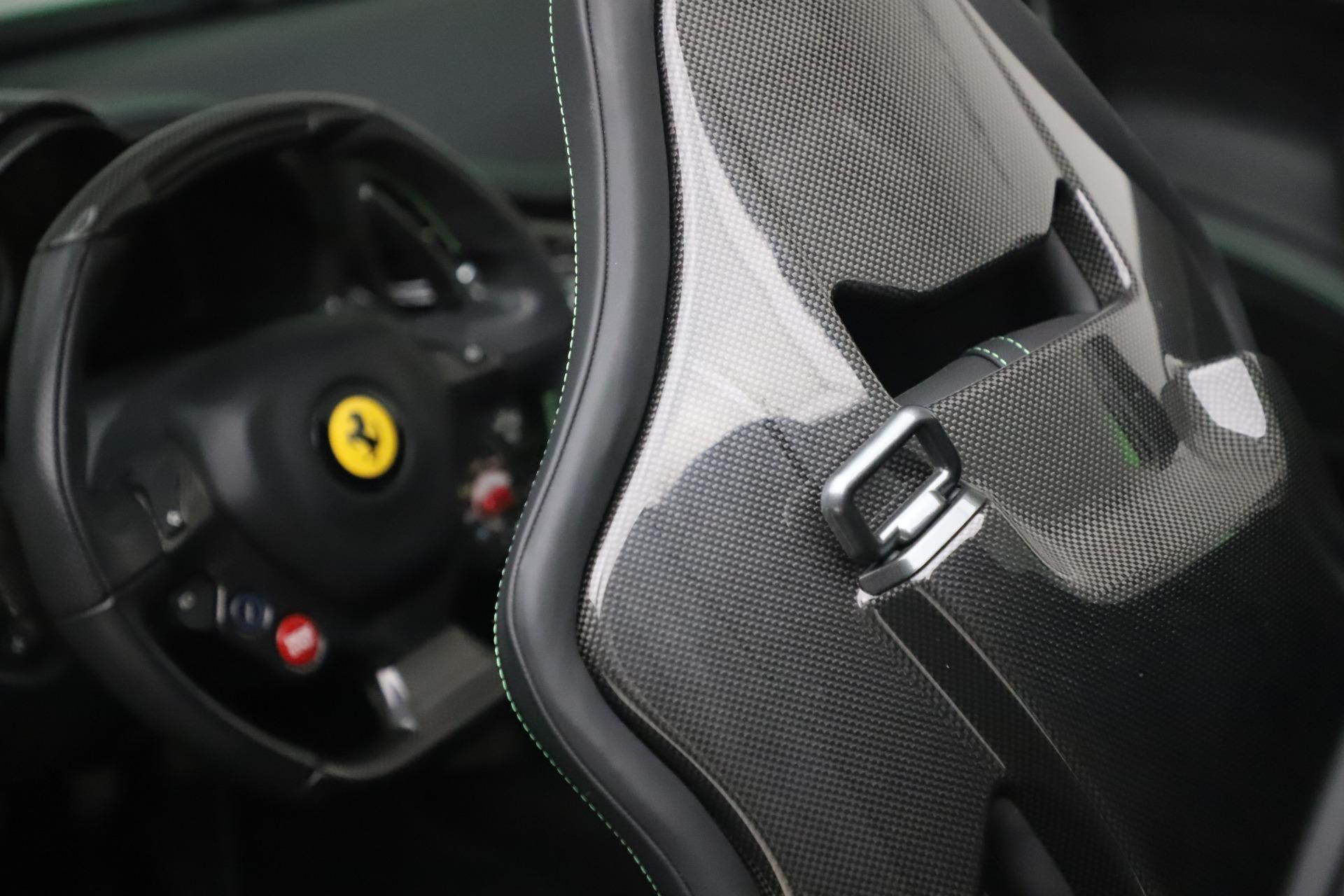 Used 2015 Ferrari 458 Spider  For Sale In Greenwich, CT. Alfa Romeo of Greenwich, 4613 3580_p28