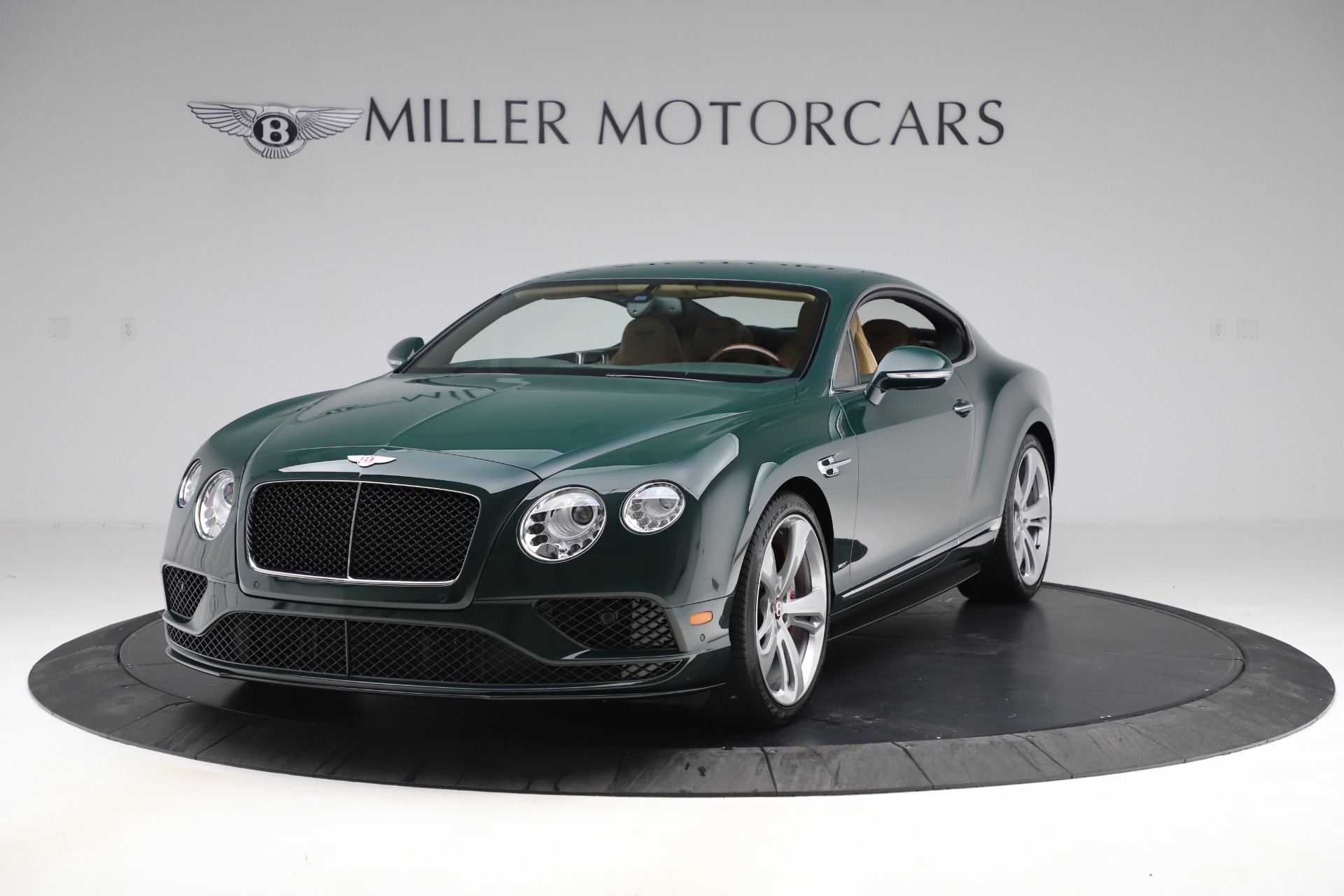 Used 2017 Bentley Continental GT V8 S For Sale In Greenwich, CT. Alfa Romeo of Greenwich, 7700 3583_main