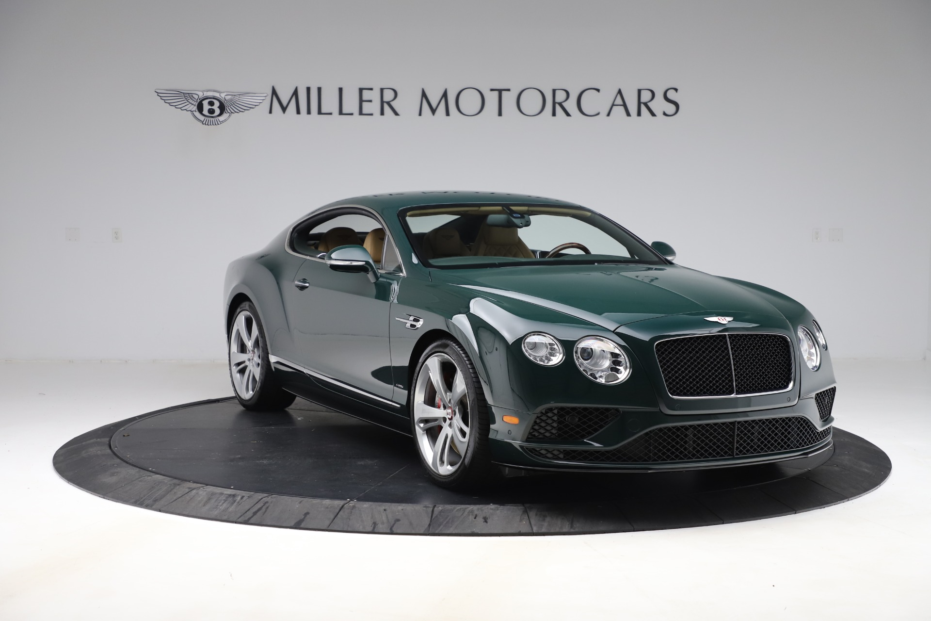Used 2017 Bentley Continental GT V8 S For Sale In Greenwich, CT. Alfa Romeo of Greenwich, 7700 3583_p11