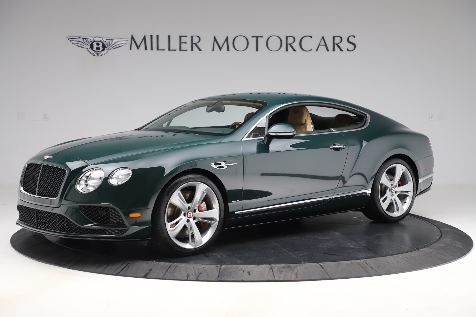 Used 2017 Bentley Continental GT V8 S For Sale In Greenwich, CT. Alfa Romeo of Greenwich, 7700 3583_p2