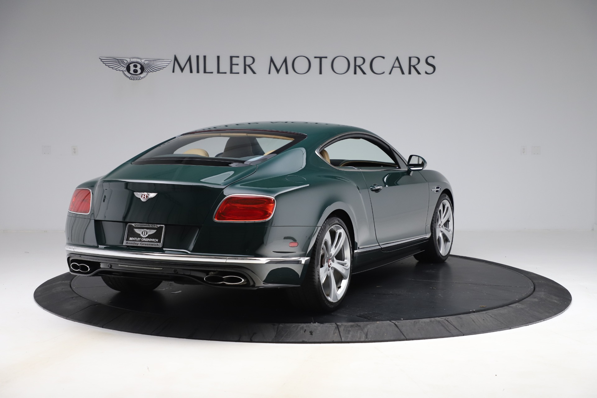 Used 2017 Bentley Continental GT V8 S For Sale In Greenwich, CT. Alfa Romeo of Greenwich, 7700 3583_p7