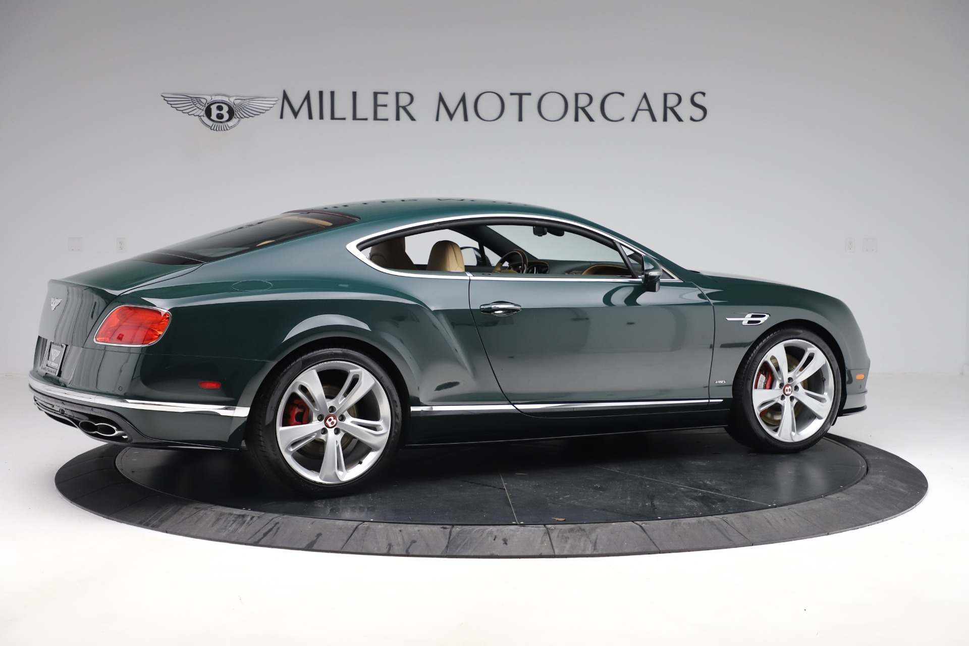 Used 2017 Bentley Continental GT V8 S For Sale In Greenwich, CT. Alfa Romeo of Greenwich, 7700 3583_p8