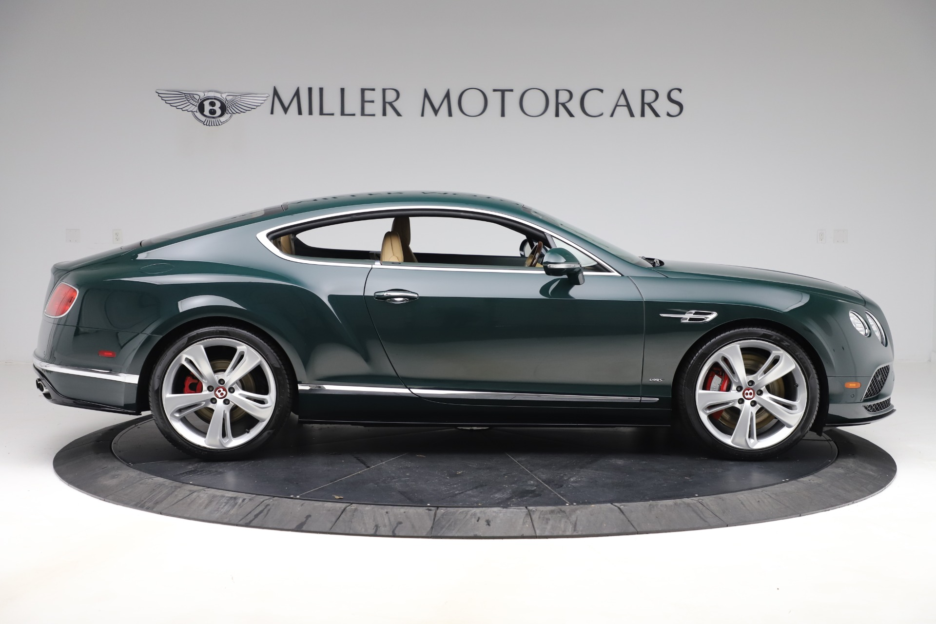 Used 2017 Bentley Continental GT V8 S For Sale In Greenwich, CT. Alfa Romeo of Greenwich, 7700 3583_p9