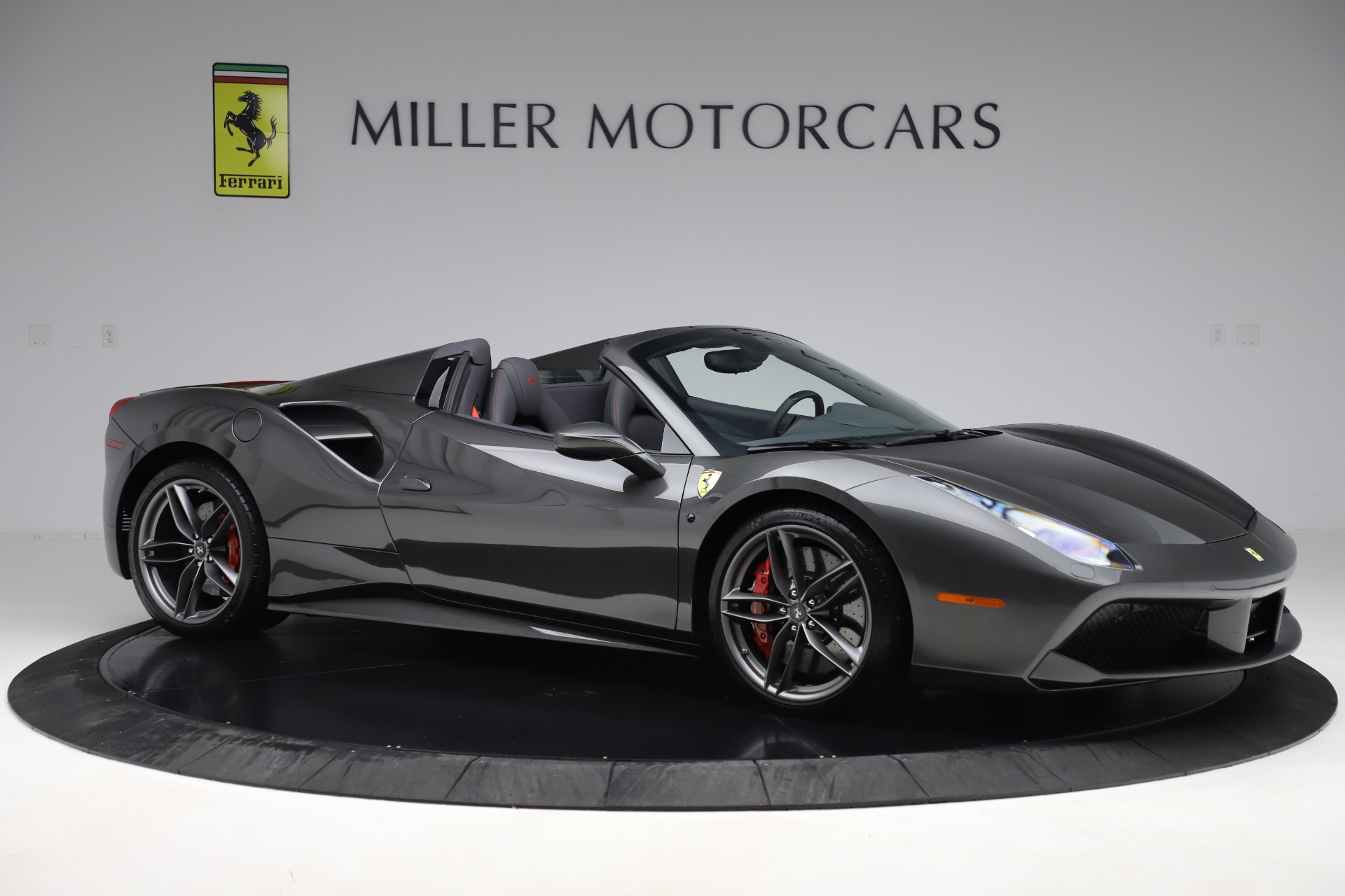 Used 2018 Ferrari 488 Spider  For Sale In Greenwich, CT. Alfa Romeo of Greenwich, 4627 3584_p10