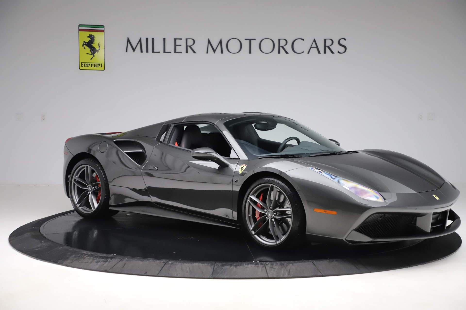 Used 2018 Ferrari 488 Spider  For Sale In Greenwich, CT. Alfa Romeo of Greenwich, 4627 3584_p17