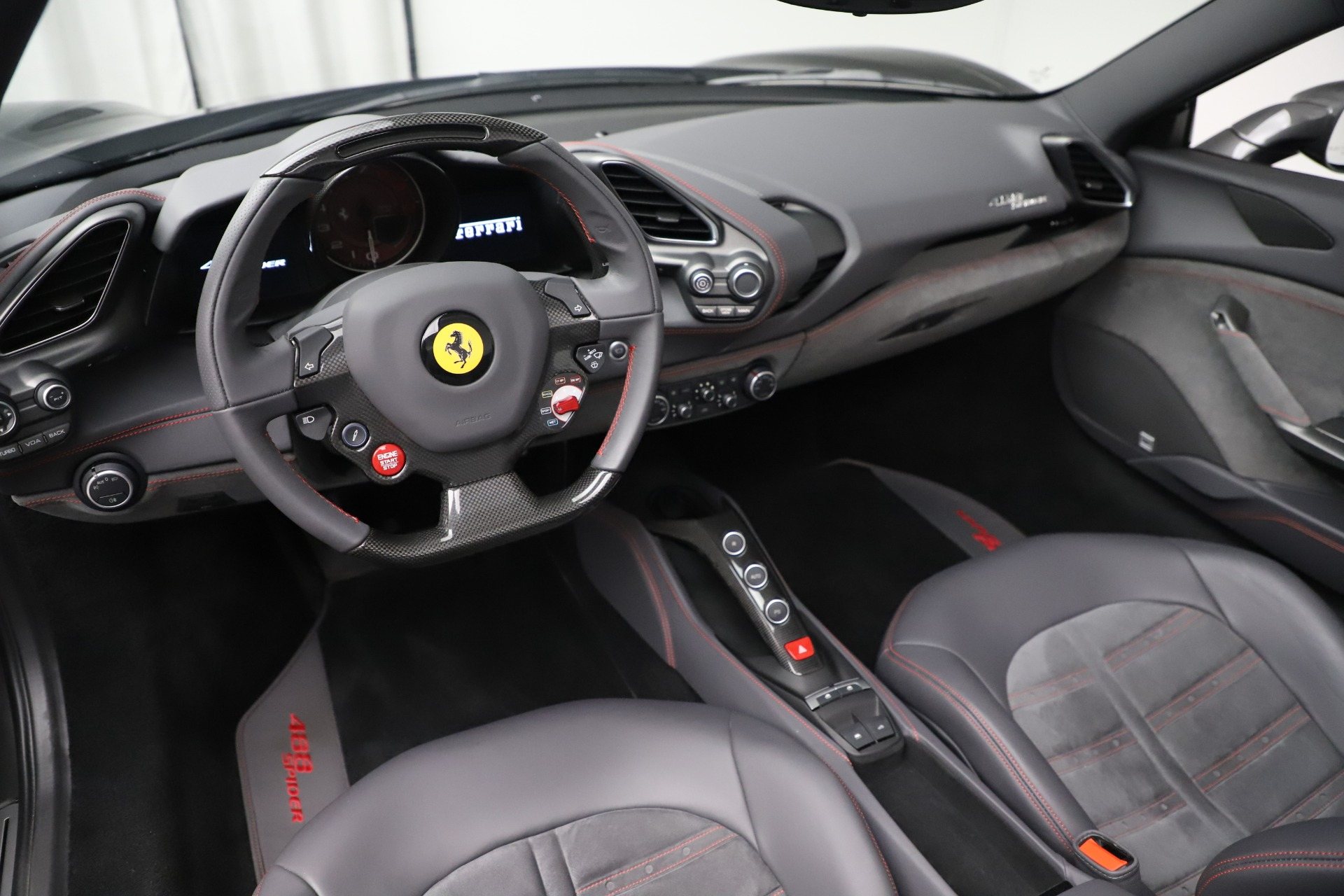 Used 2018 Ferrari 488 Spider  For Sale In Greenwich, CT. Alfa Romeo of Greenwich, 4627 3584_p19