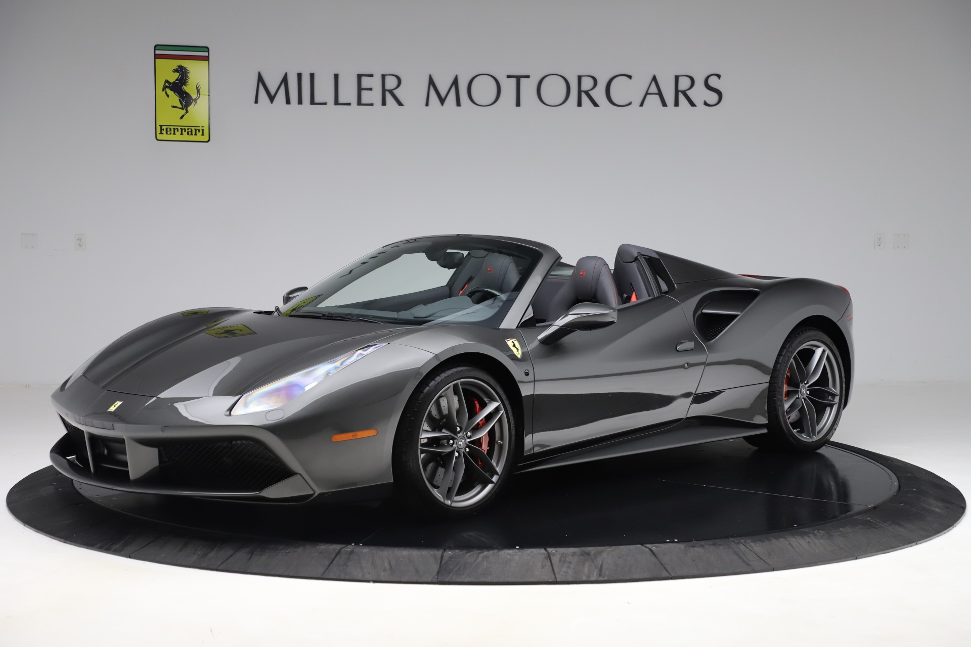 Used 2018 Ferrari 488 Spider  For Sale In Greenwich, CT. Alfa Romeo of Greenwich, 4627 3584_p2