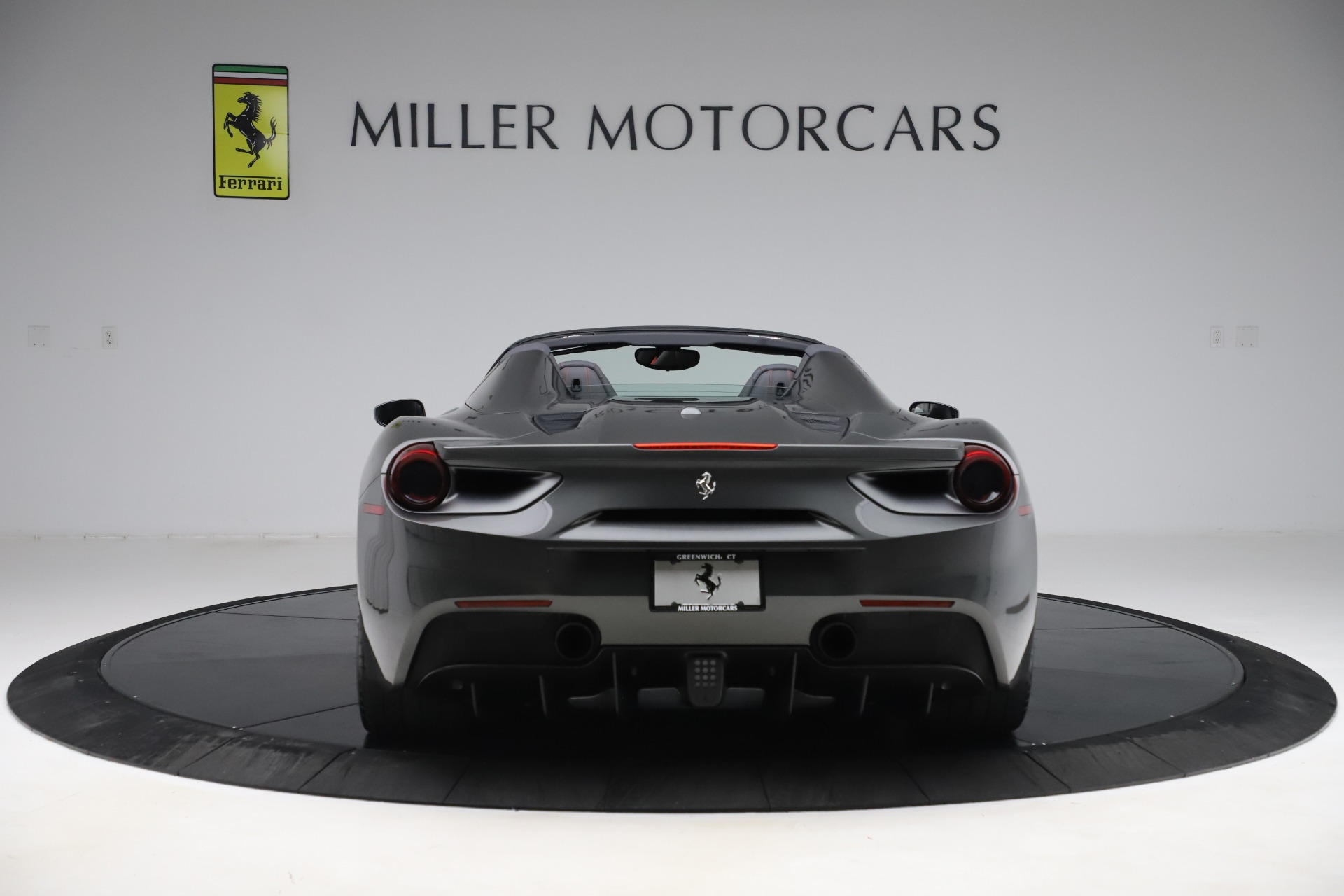 Used 2018 Ferrari 488 Spider  For Sale In Greenwich, CT. Alfa Romeo of Greenwich, 4627 3584_p6