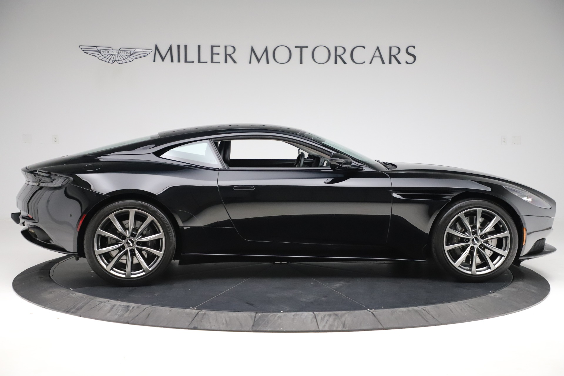 Used 2018 Aston Martin DB11 V8 For Sale In Greenwich, CT. Alfa Romeo of Greenwich, 7675 3588_p8