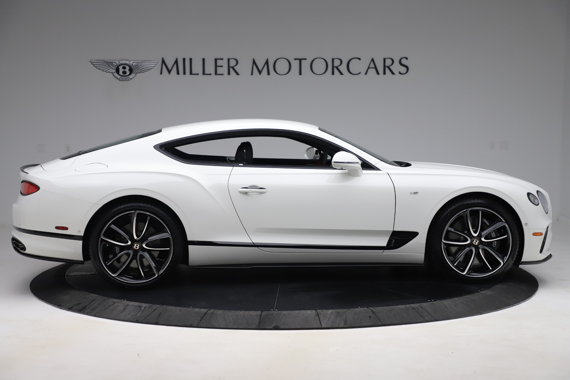 New 2020 Bentley Continental GT V8 For Sale In Greenwich, CT. Alfa Romeo of Greenwich, B1449 3590_p11