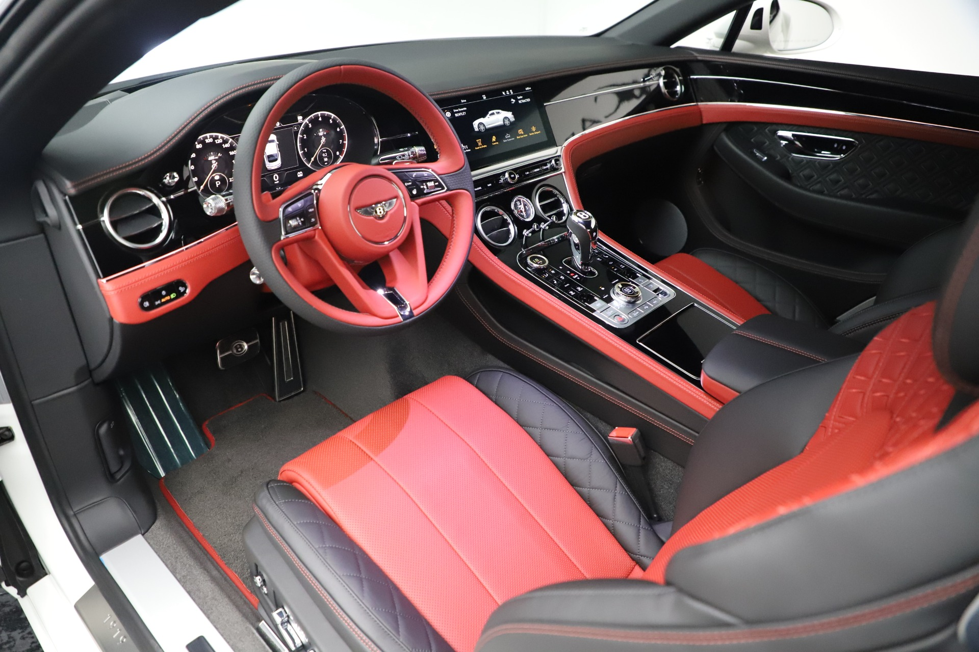 New 2020 Bentley Continental GT V8 For Sale In Greenwich, CT. Alfa Romeo of Greenwich, B1449 3590_p23