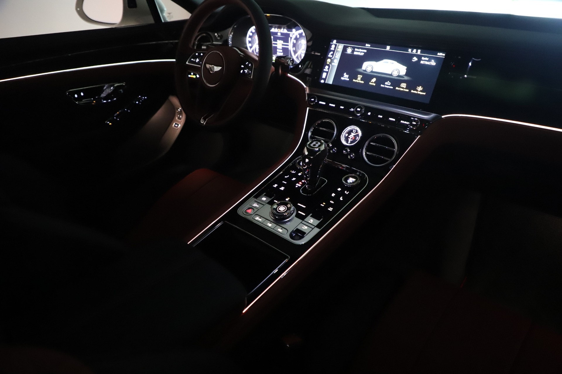 New 2020 Bentley Continental GT V8 For Sale In Greenwich, CT. Alfa Romeo of Greenwich, B1449 3590_p34
