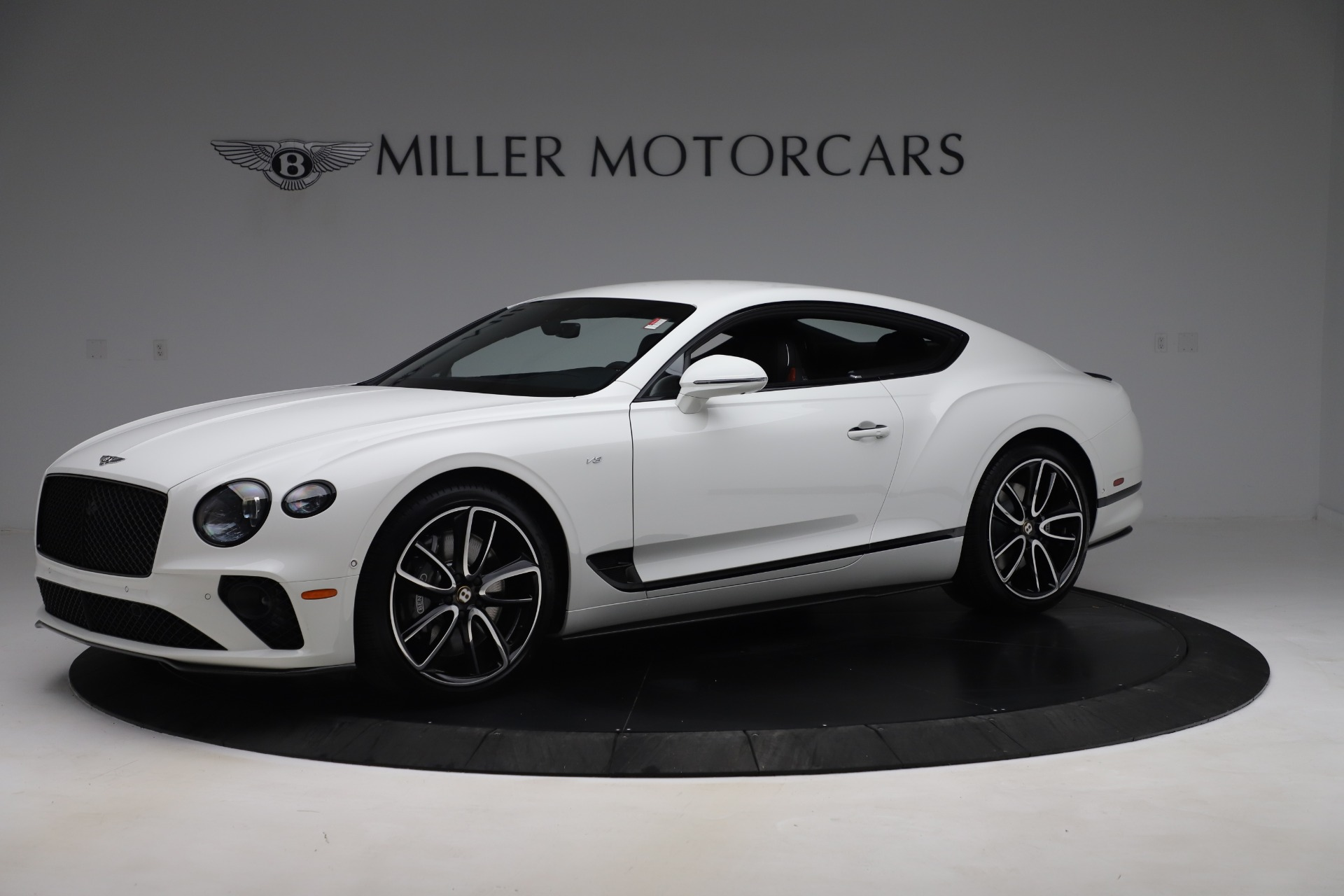 New 2020 Bentley Continental GT V8 For Sale In Greenwich, CT. Alfa Romeo of Greenwich, B1449 3590_p3