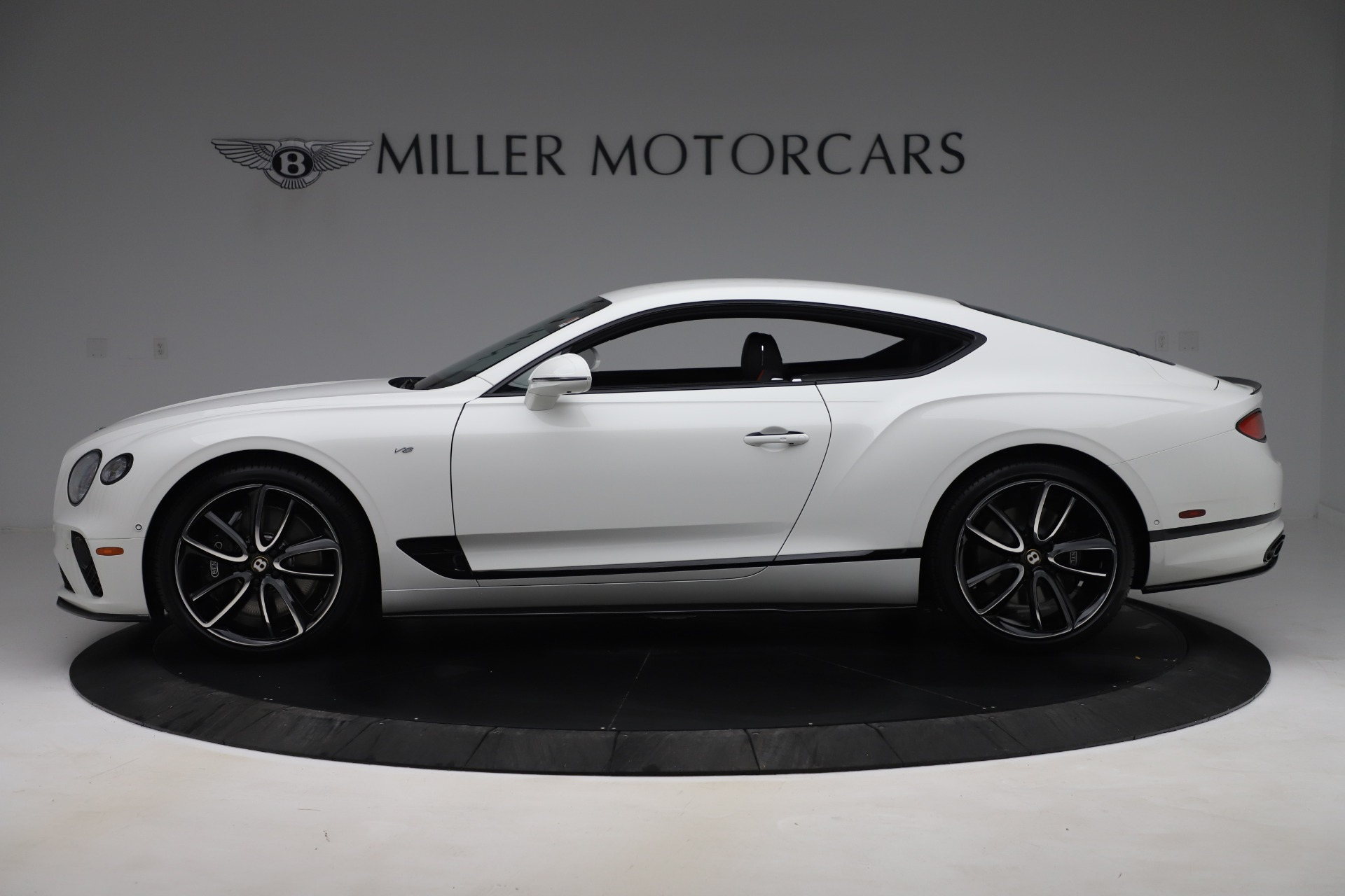 New 2020 Bentley Continental GT V8 For Sale In Greenwich, CT. Alfa Romeo of Greenwich, B1449 3590_p4