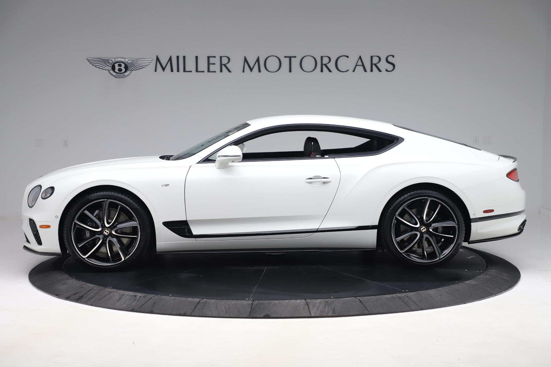 New 2020 Bentley Continental GT V8 For Sale In Greenwich, CT. Alfa Romeo of Greenwich, B1449 3590_p5