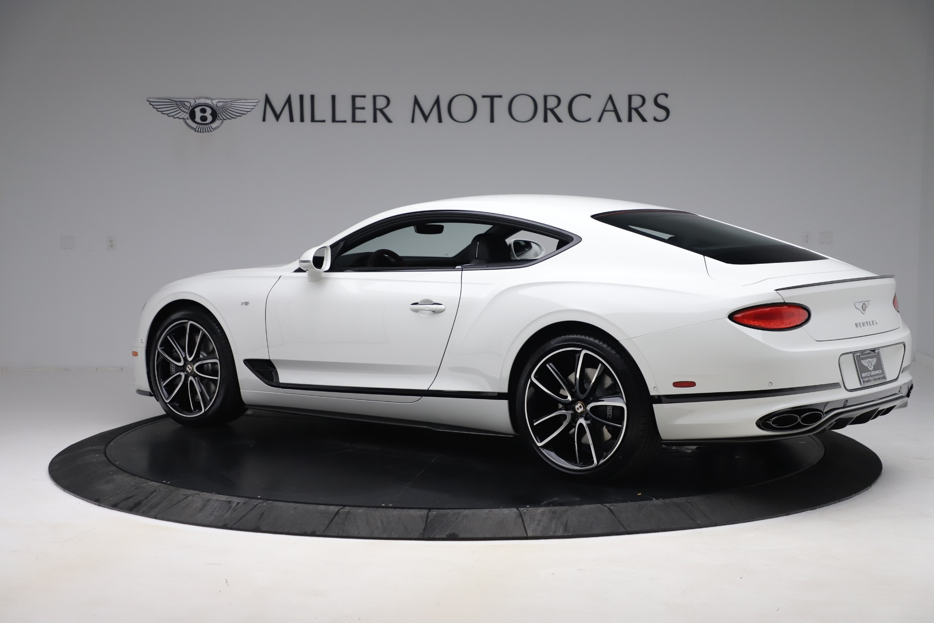 New 2020 Bentley Continental GT V8 For Sale In Greenwich, CT. Alfa Romeo of Greenwich, B1449 3590_p6