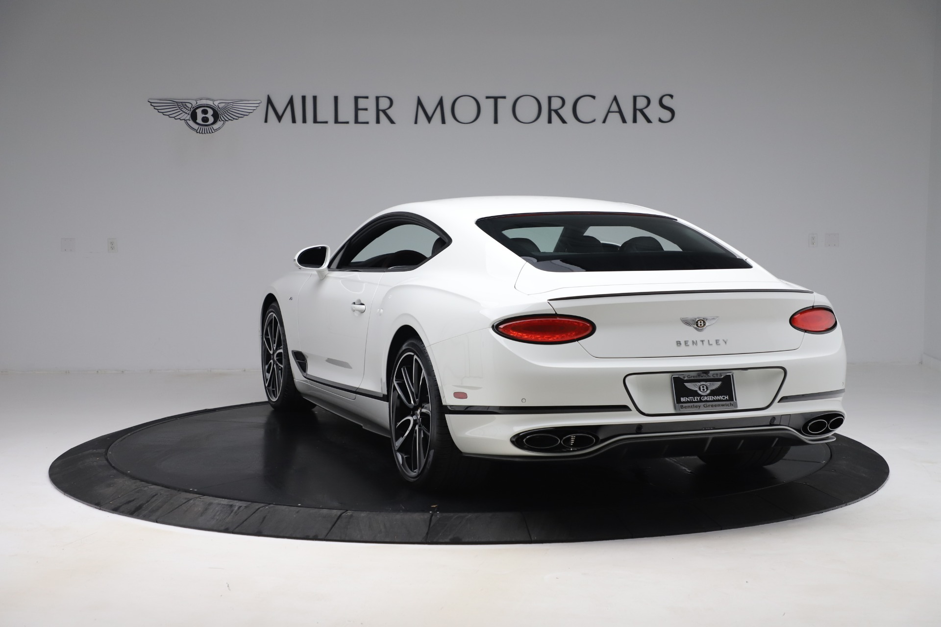 New 2020 Bentley Continental GT V8 For Sale In Greenwich, CT. Alfa Romeo of Greenwich, B1449 3590_p7