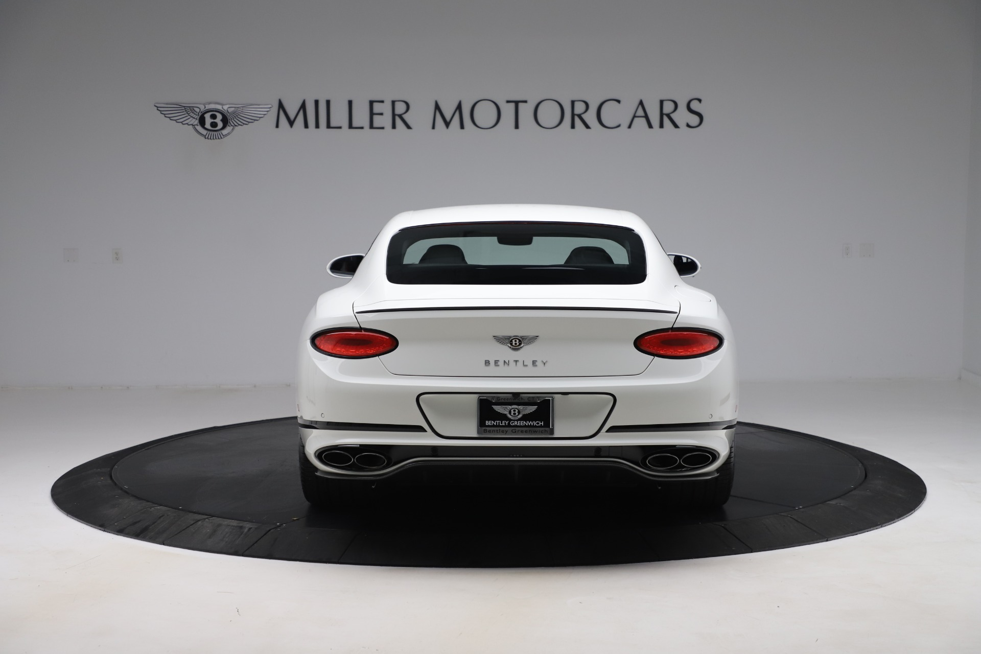 New 2020 Bentley Continental GT V8 For Sale In Greenwich, CT. Alfa Romeo of Greenwich, B1449 3590_p8