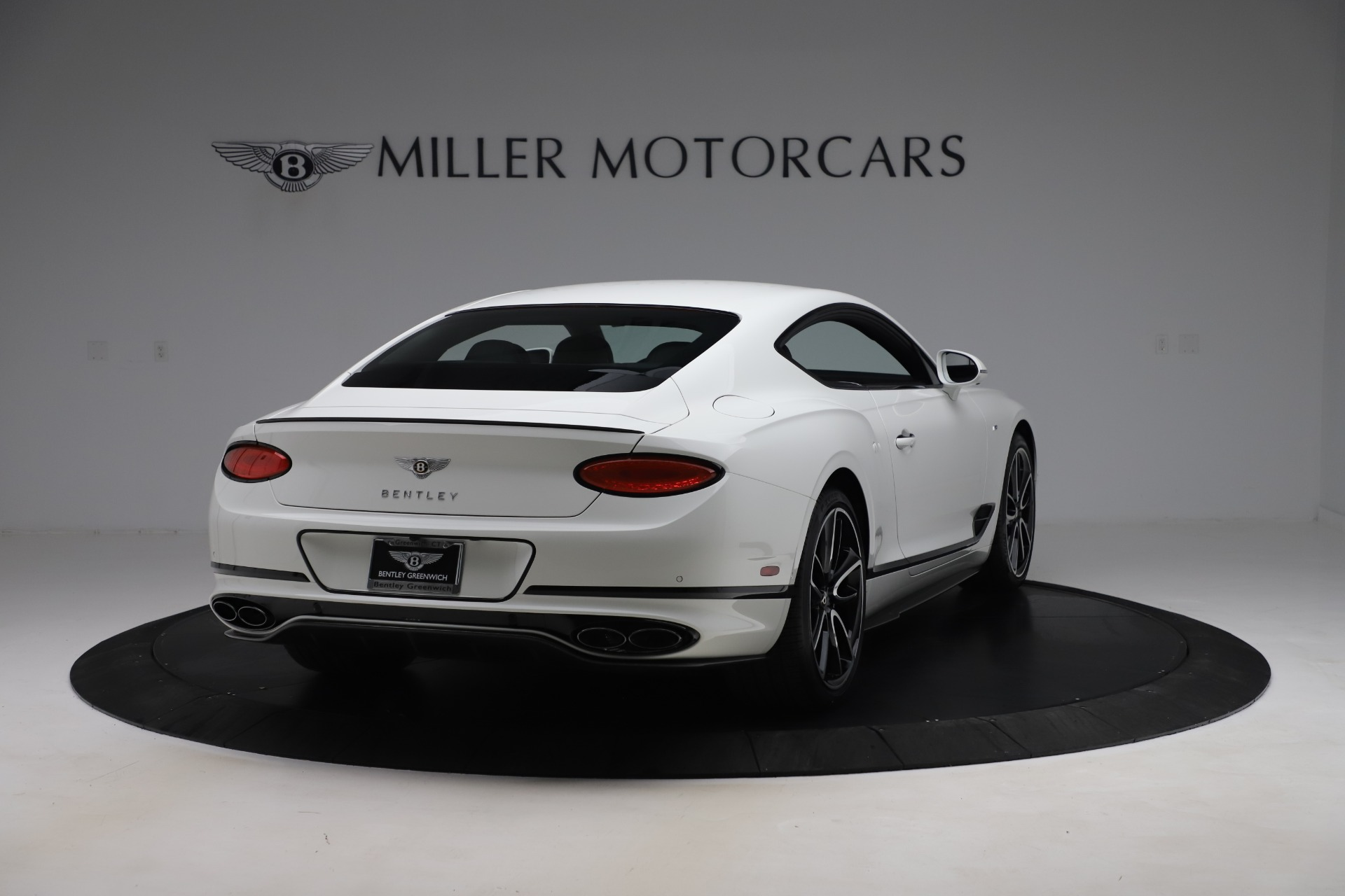 New 2020 Bentley Continental GT V8 For Sale In Greenwich, CT. Alfa Romeo of Greenwich, B1449 3590_p9