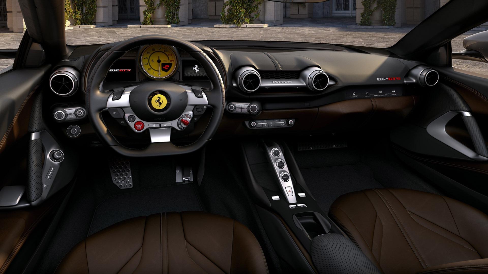 New 2020 Ferrari 812GTS  For Sale In Greenwich, CT. Alfa Romeo of Greenwich, XXX002 3593_p6