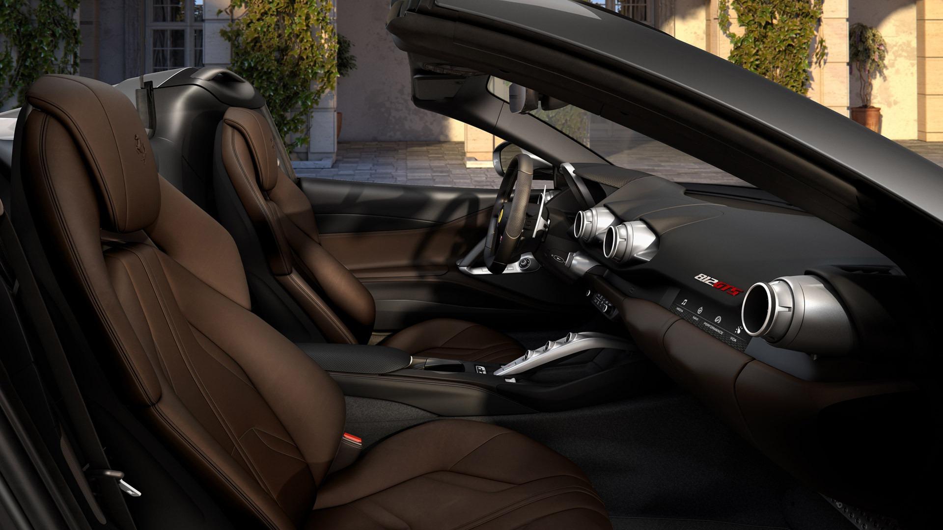 New 2020 Ferrari 812GTS  For Sale In Greenwich, CT. Alfa Romeo of Greenwich, XXX002 3593_p7