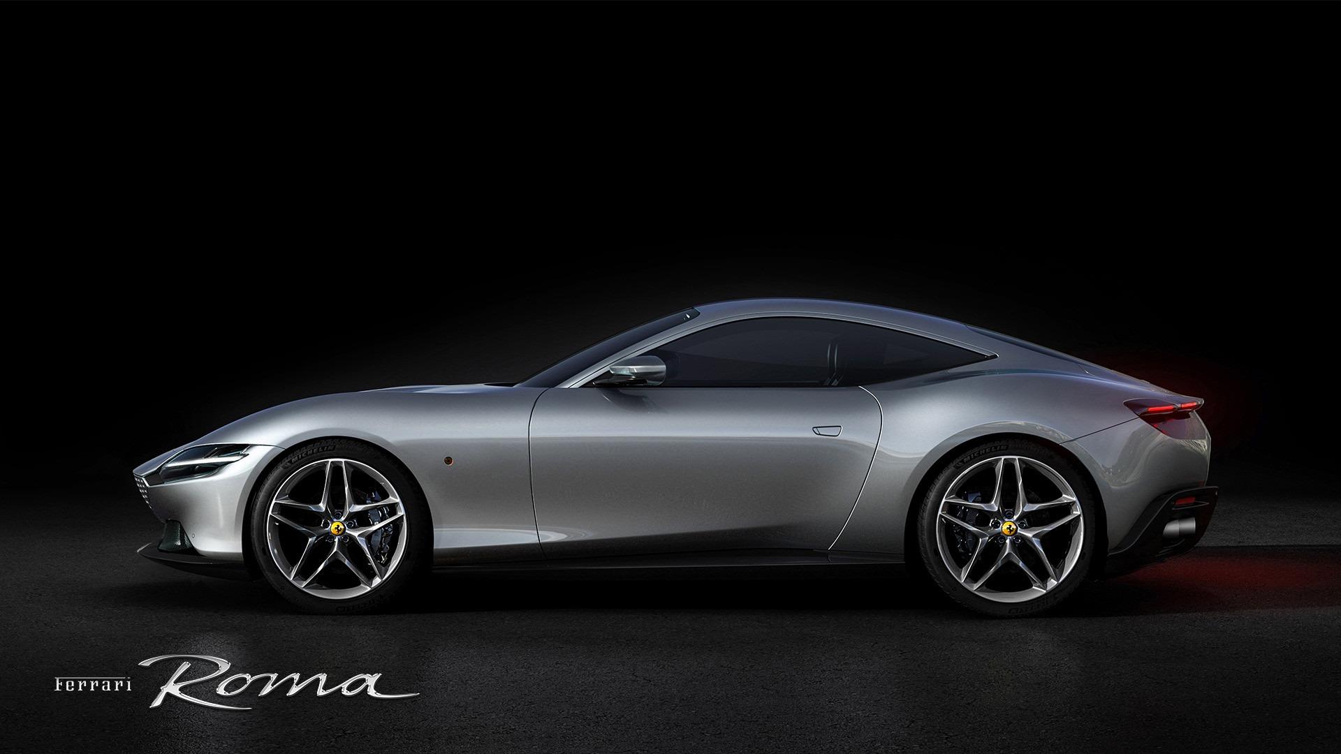 New 2020 Ferrari Roma  For Sale In Greenwich, CT. Alfa Romeo of Greenwich, XXX003 3594_p2