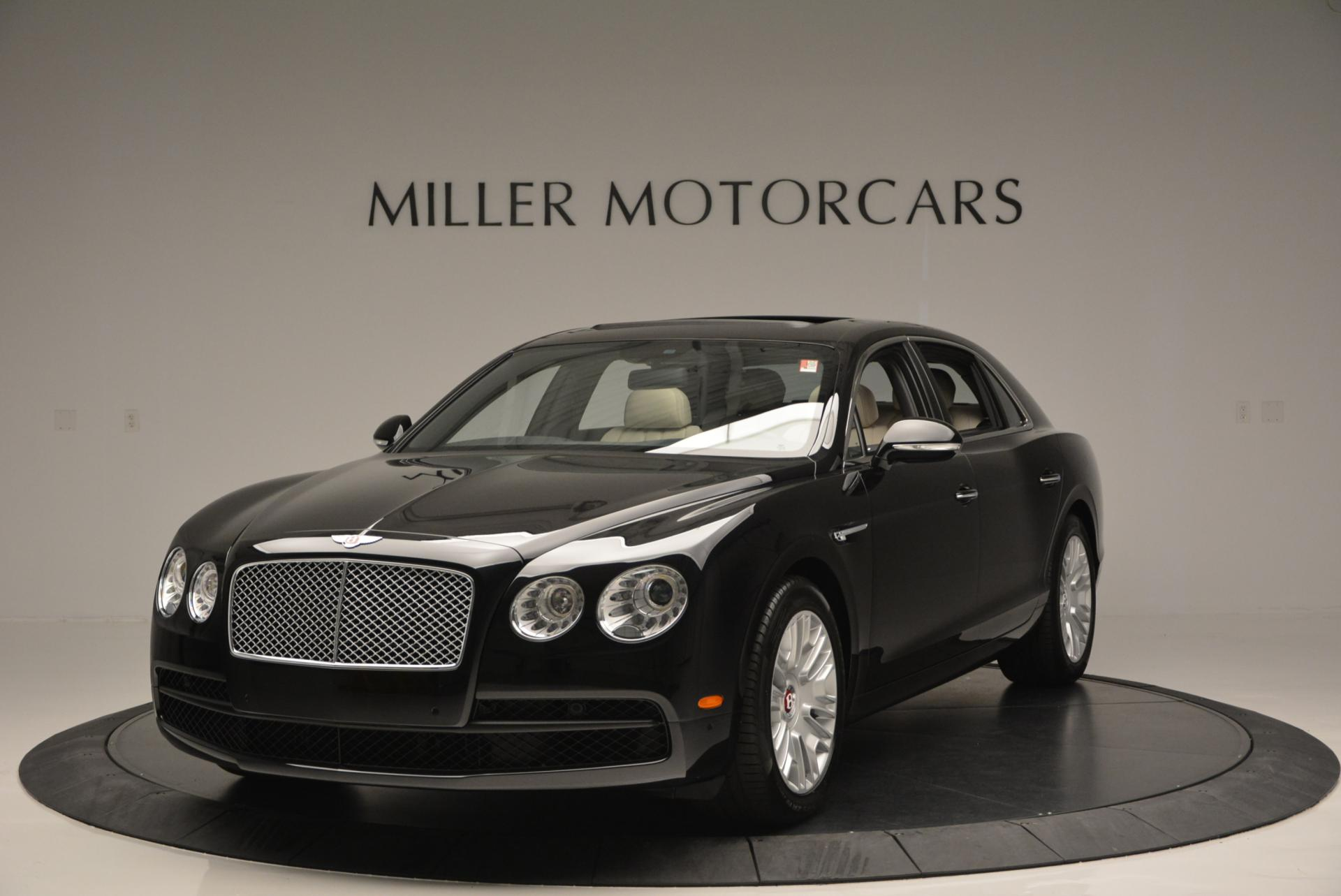 Used 2016 Bentley Flying Spur V8  For Sale In Greenwich, CT. Alfa Romeo of Greenwich, B1156 36_main