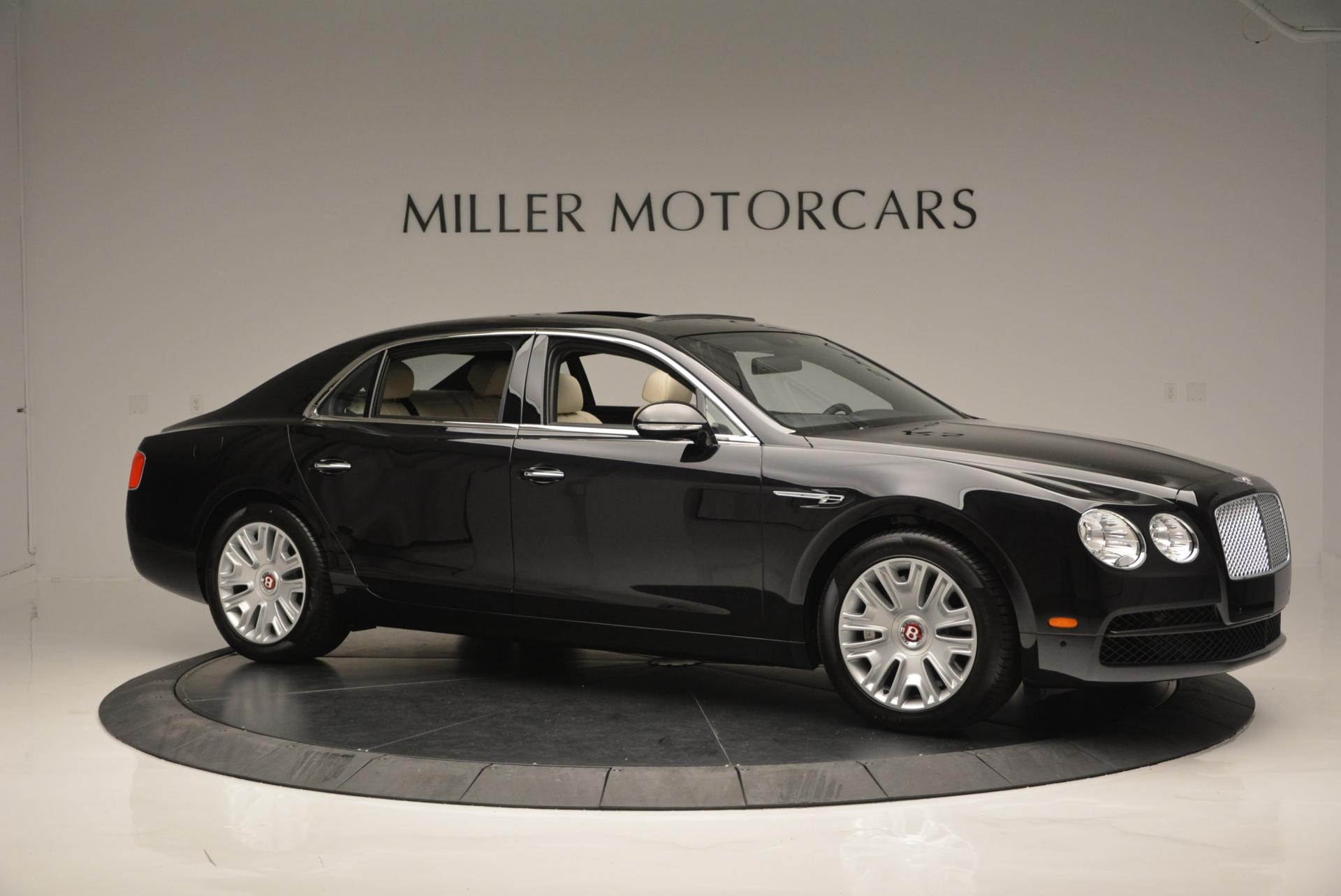 Used 2016 Bentley Flying Spur V8  For Sale In Greenwich, CT. Alfa Romeo of Greenwich, B1156 36_p10