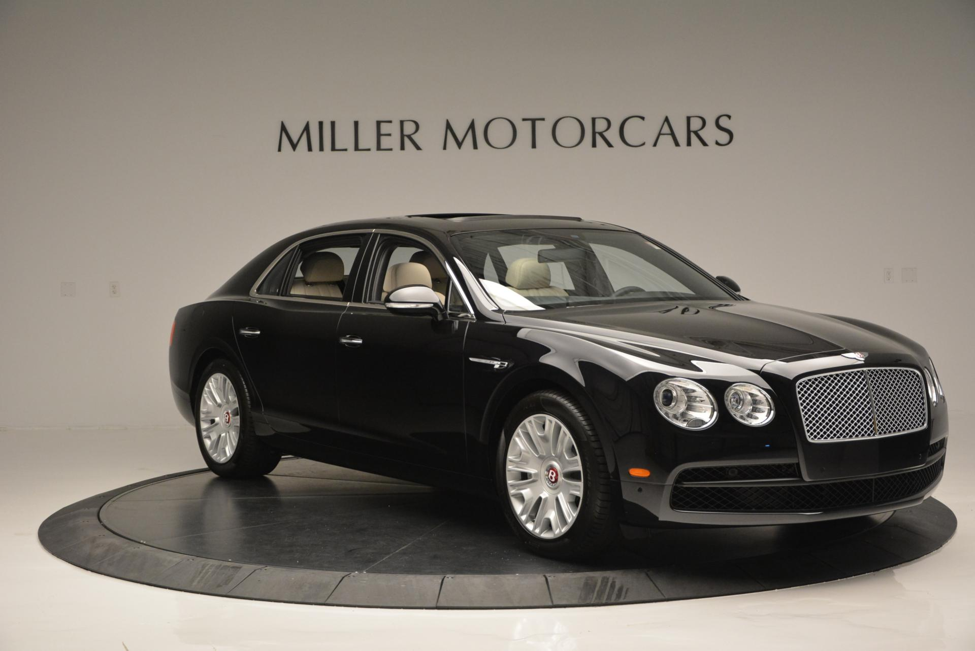 Used 2016 Bentley Flying Spur V8  For Sale In Greenwich, CT. Alfa Romeo of Greenwich, B1156 36_p11
