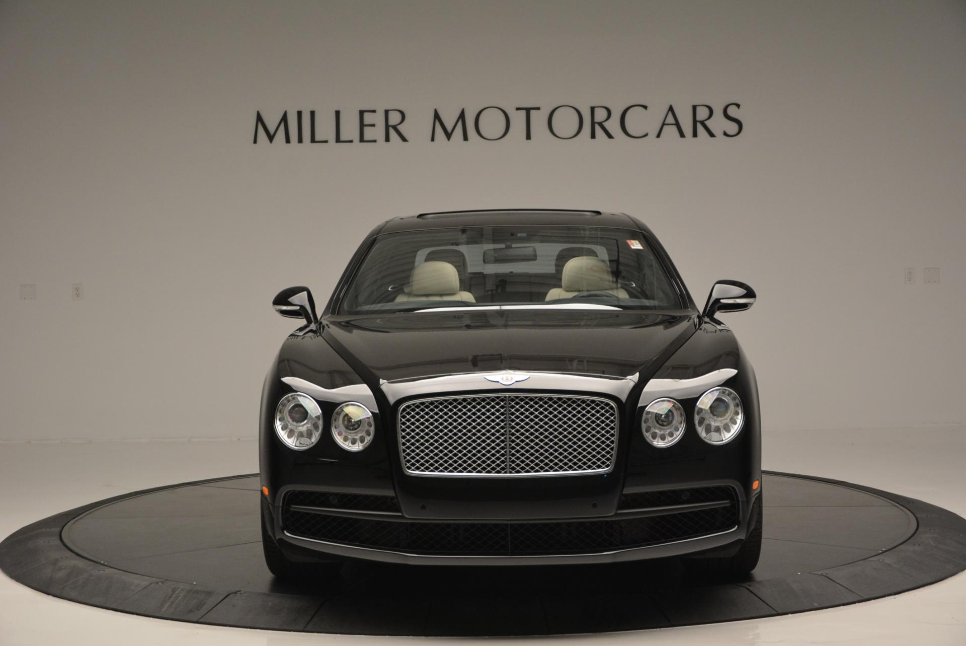 Used 2016 Bentley Flying Spur V8  For Sale In Greenwich, CT. Alfa Romeo of Greenwich, B1156 36_p12