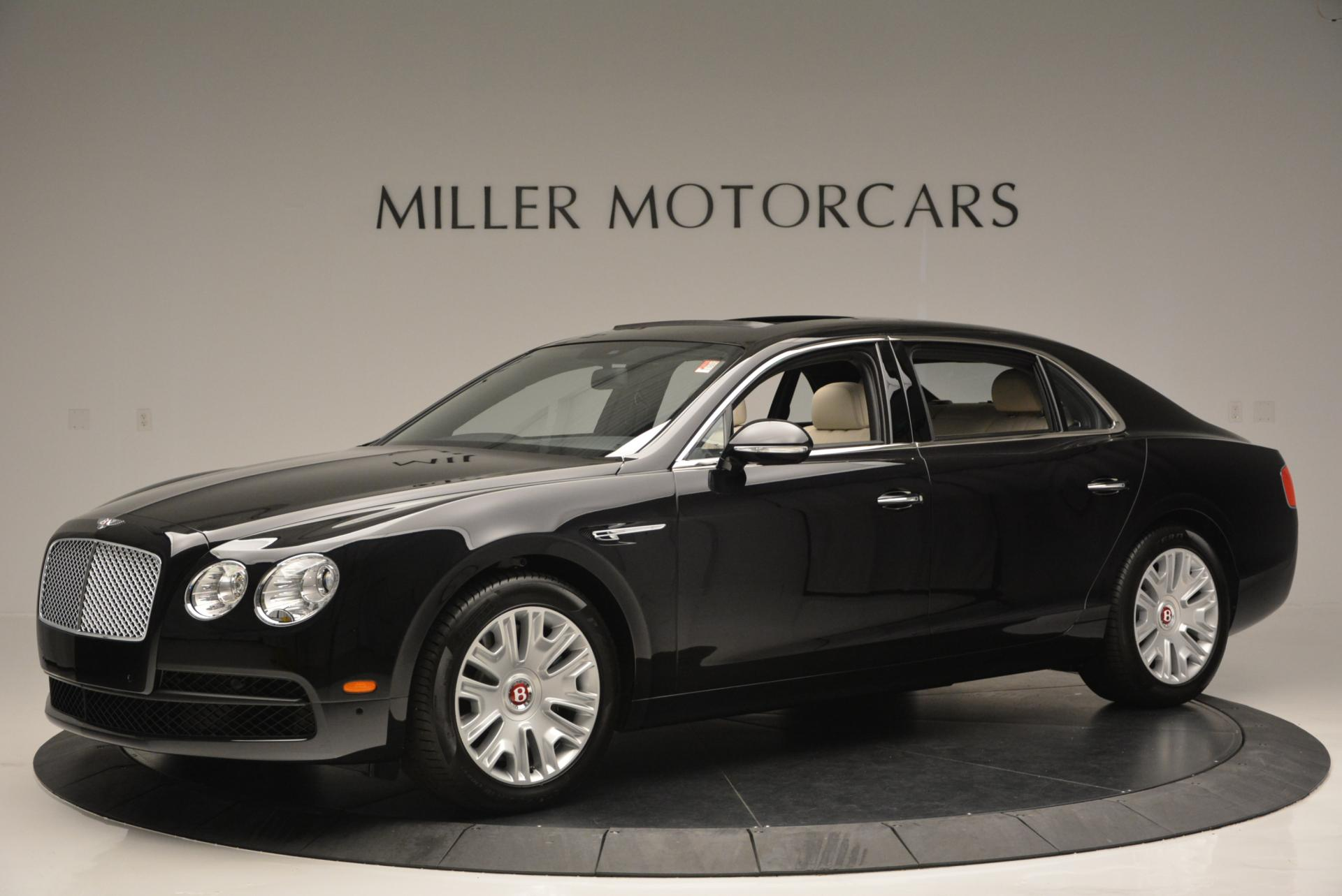 Used 2016 Bentley Flying Spur V8  For Sale In Greenwich, CT. Alfa Romeo of Greenwich, B1156 36_p2