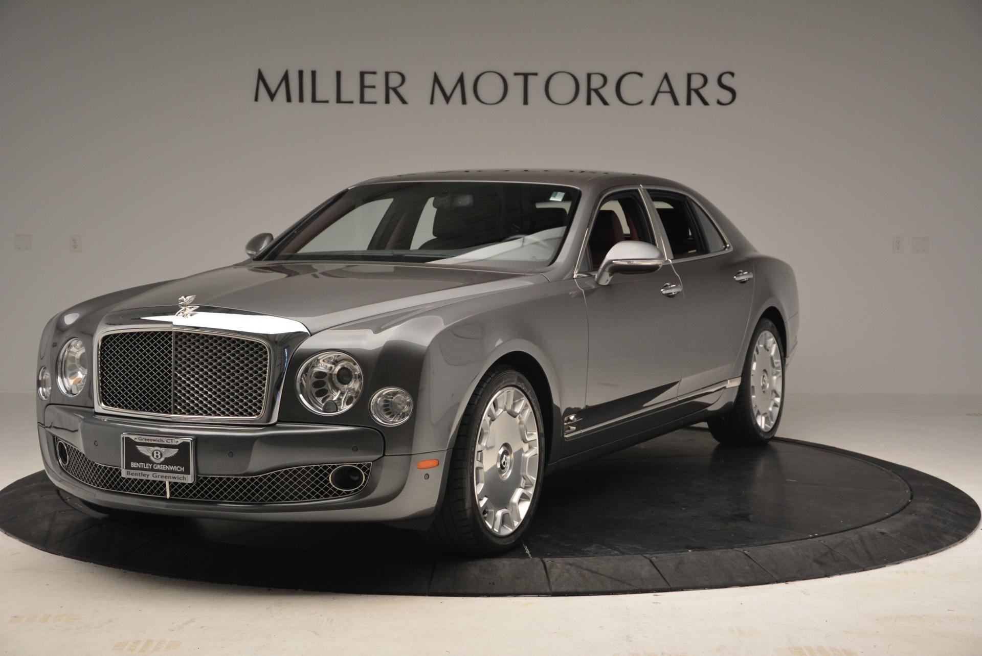 Used 2011 Bentley Mulsanne  For Sale In Greenwich, CT. Alfa Romeo of Greenwich, 6964 38_main