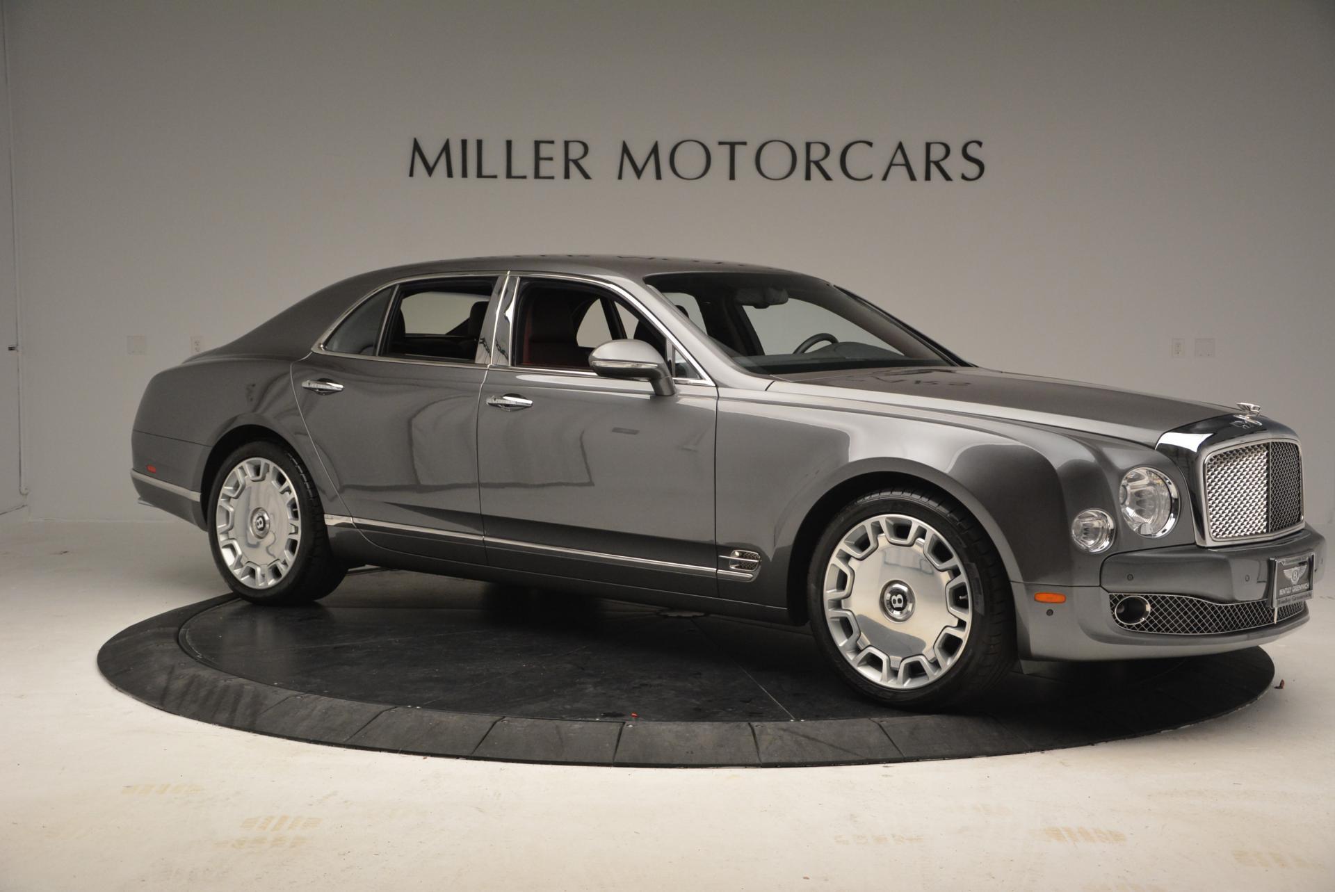 Used 2011 Bentley Mulsanne  For Sale In Greenwich, CT. Alfa Romeo of Greenwich, 6964 38_p10