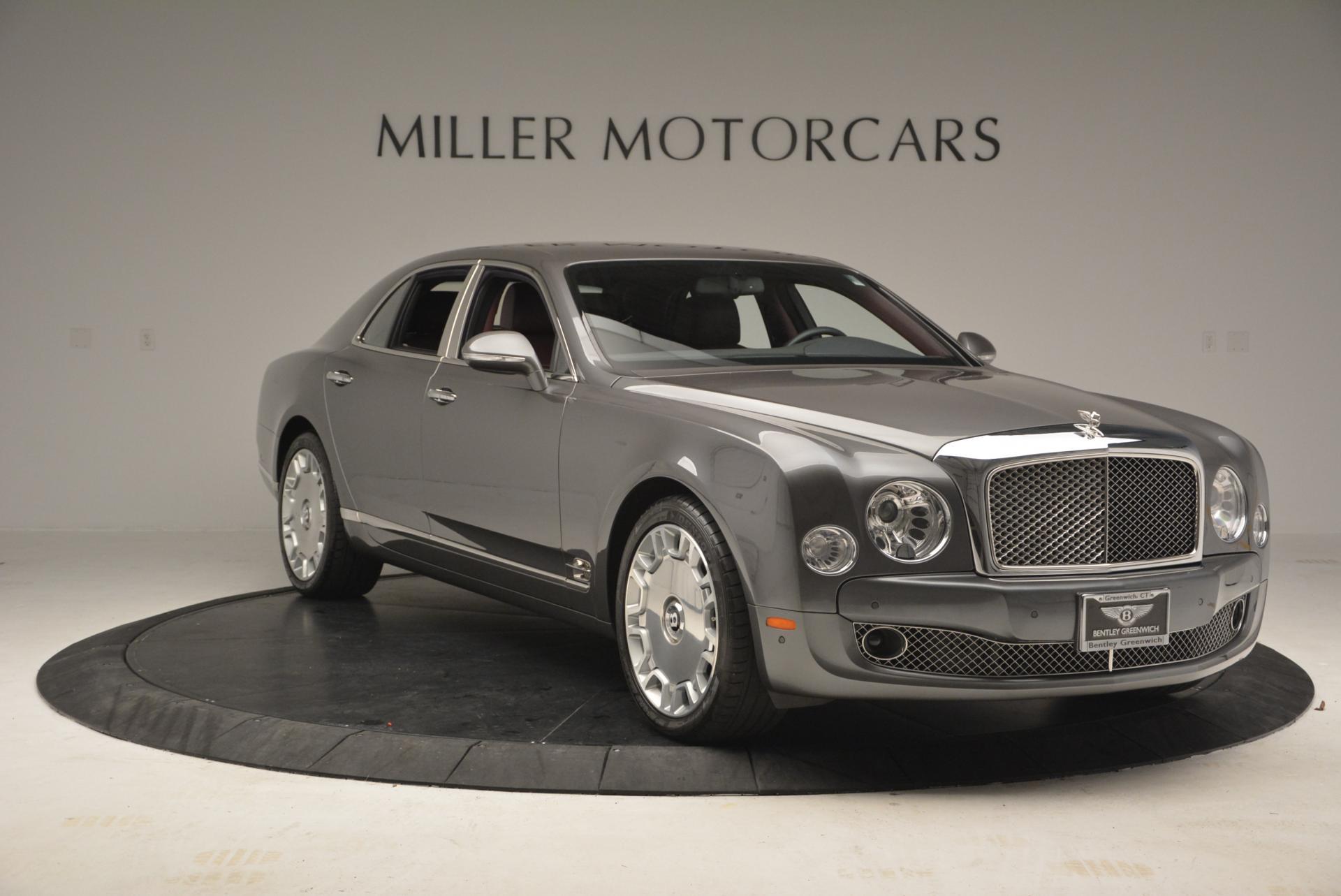 Used 2011 Bentley Mulsanne  For Sale In Greenwich, CT. Alfa Romeo of Greenwich, 6964 38_p11