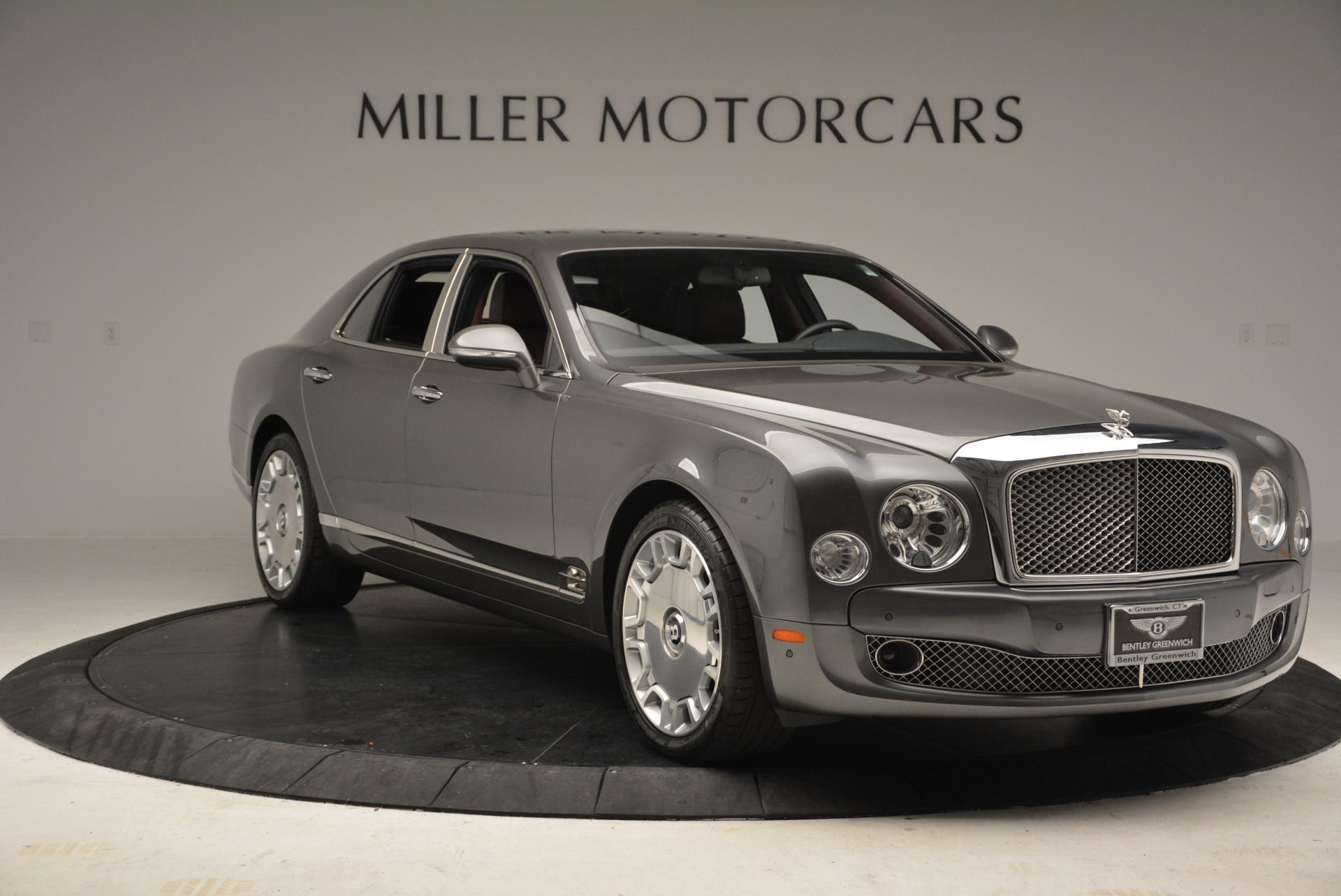 Used 2011 Bentley Mulsanne  For Sale In Greenwich, CT. Alfa Romeo of Greenwich, 6964 38_p12
