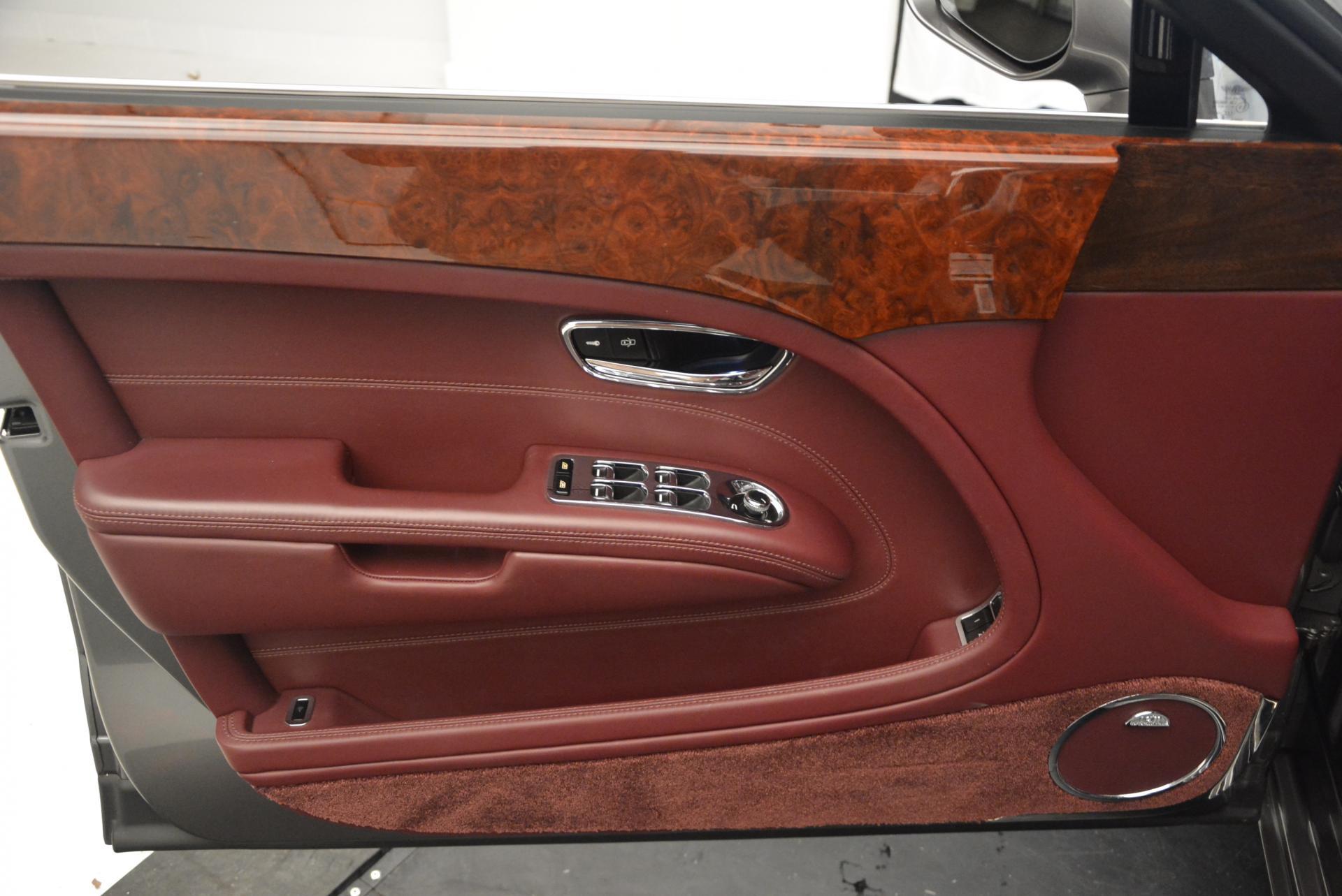 Used 2011 Bentley Mulsanne  For Sale In Greenwich, CT. Alfa Romeo of Greenwich, 6964 38_p14